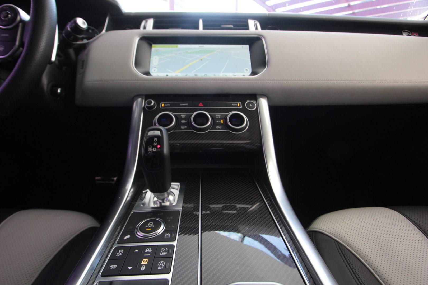 AIL Land Rover Range Rover Sport SVR 6