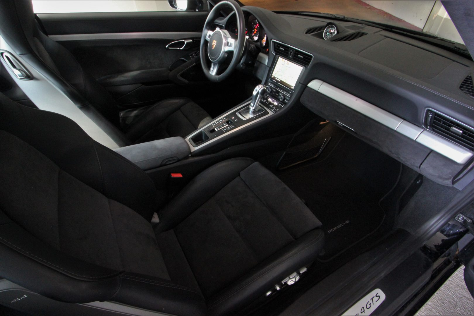 AIL Porsche 991 4 GTS Bose  3