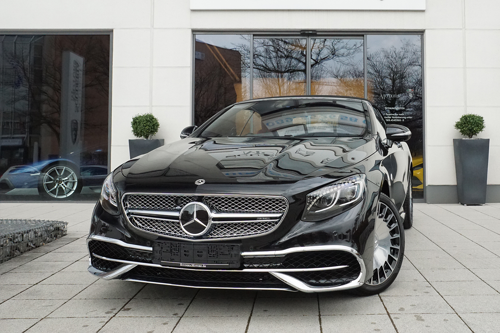 AIL Mercedes-Benz Maybach S 650 V12 Cabriolet 1