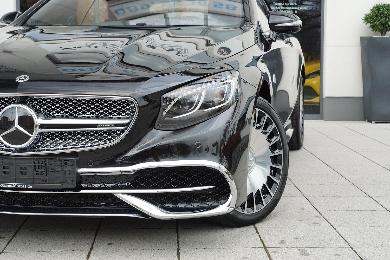 AIL Mercedes-Benz Maybach S 650 V12 Cabriolet 3