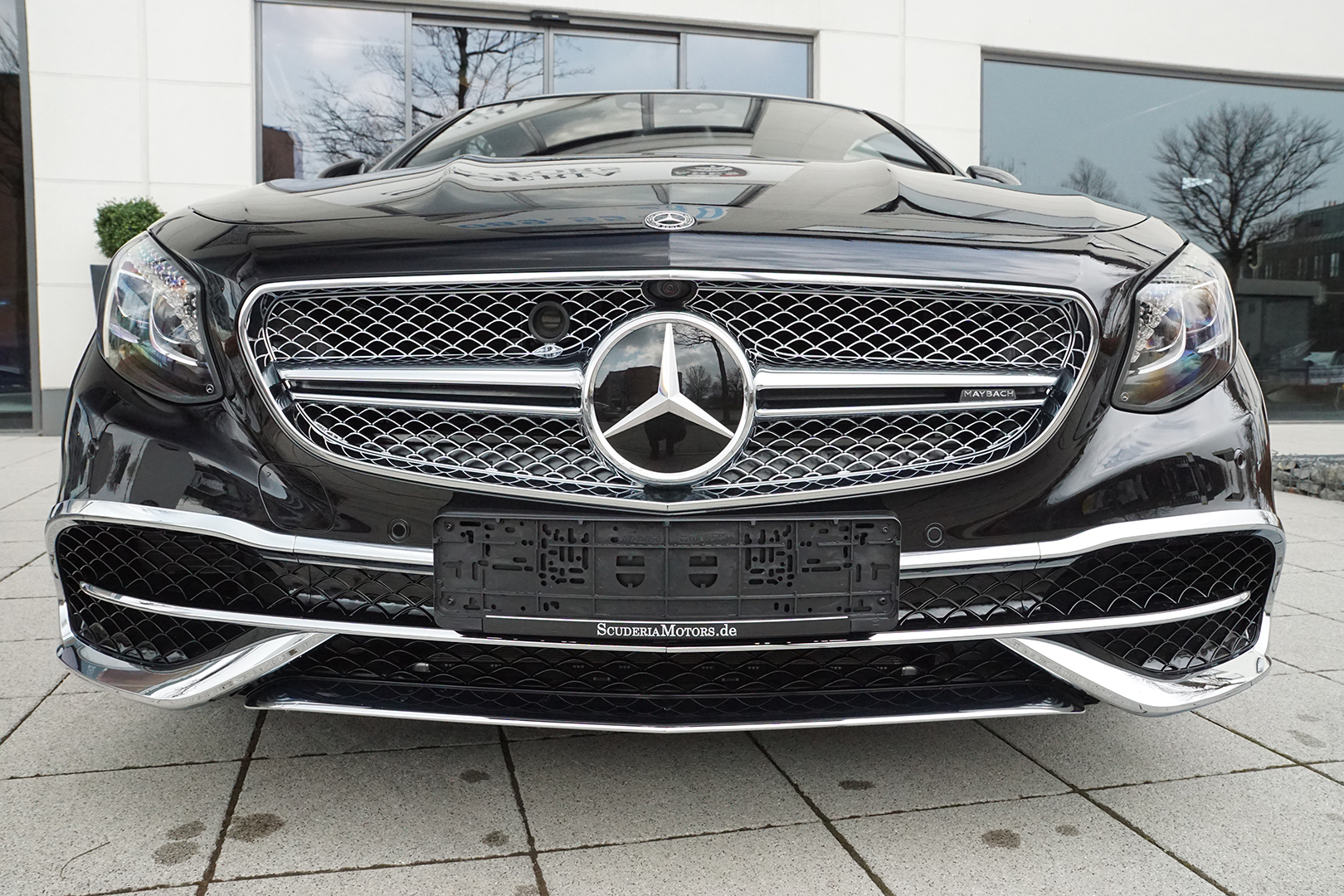 AIL Mercedes-Benz Maybach S 650 V12 Cabriolet 12