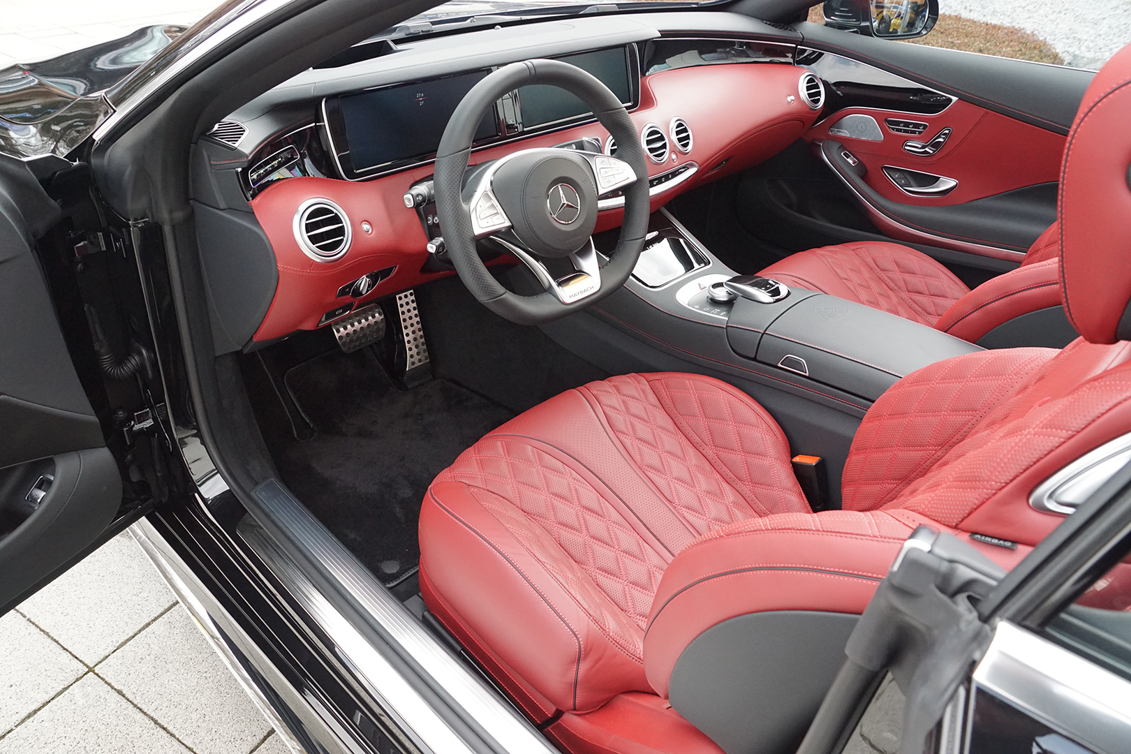 AIL Mercedes-Benz Maybach S 650 V12 Cabriolet 6