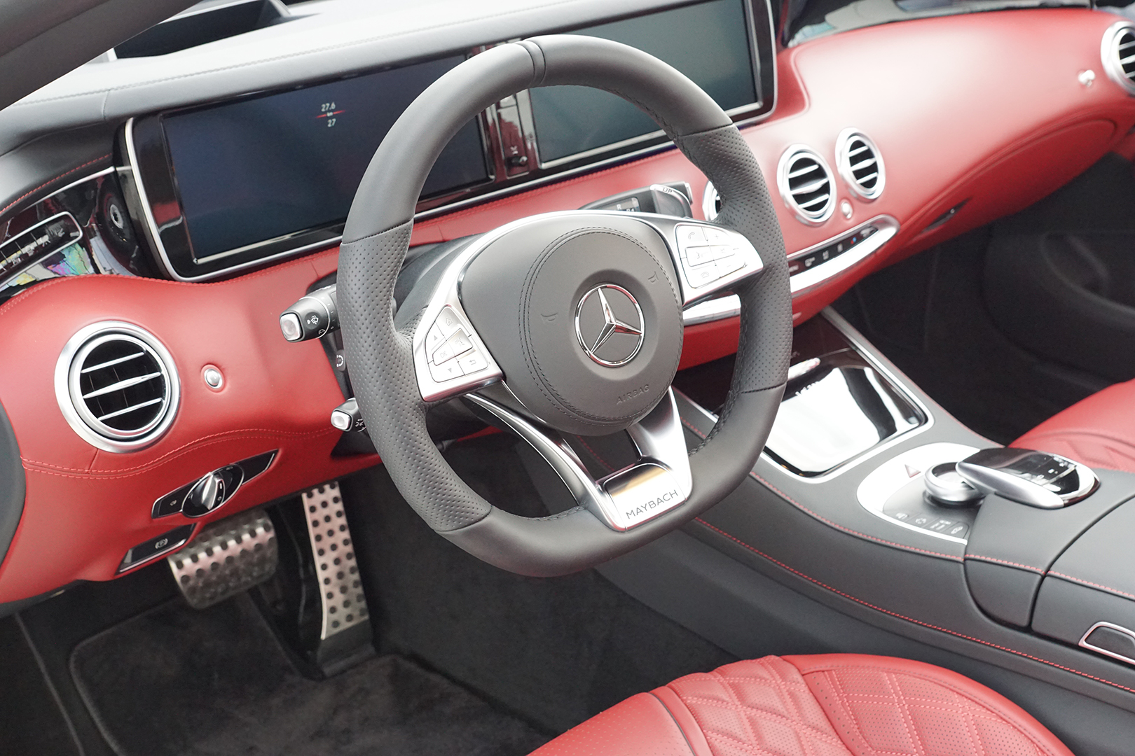 AIL Mercedes-Benz Maybach S 650 V12 Cabriolet 2