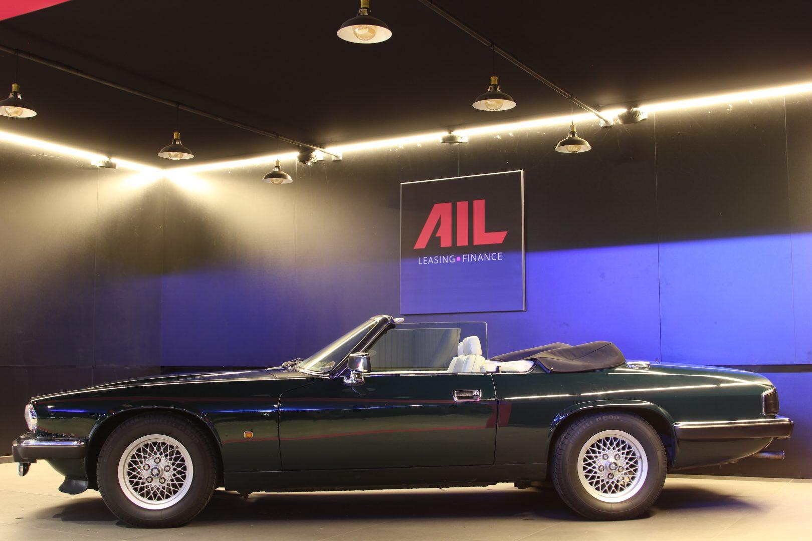 AIL Jaguar XJS 4.0 Cabriolet  3