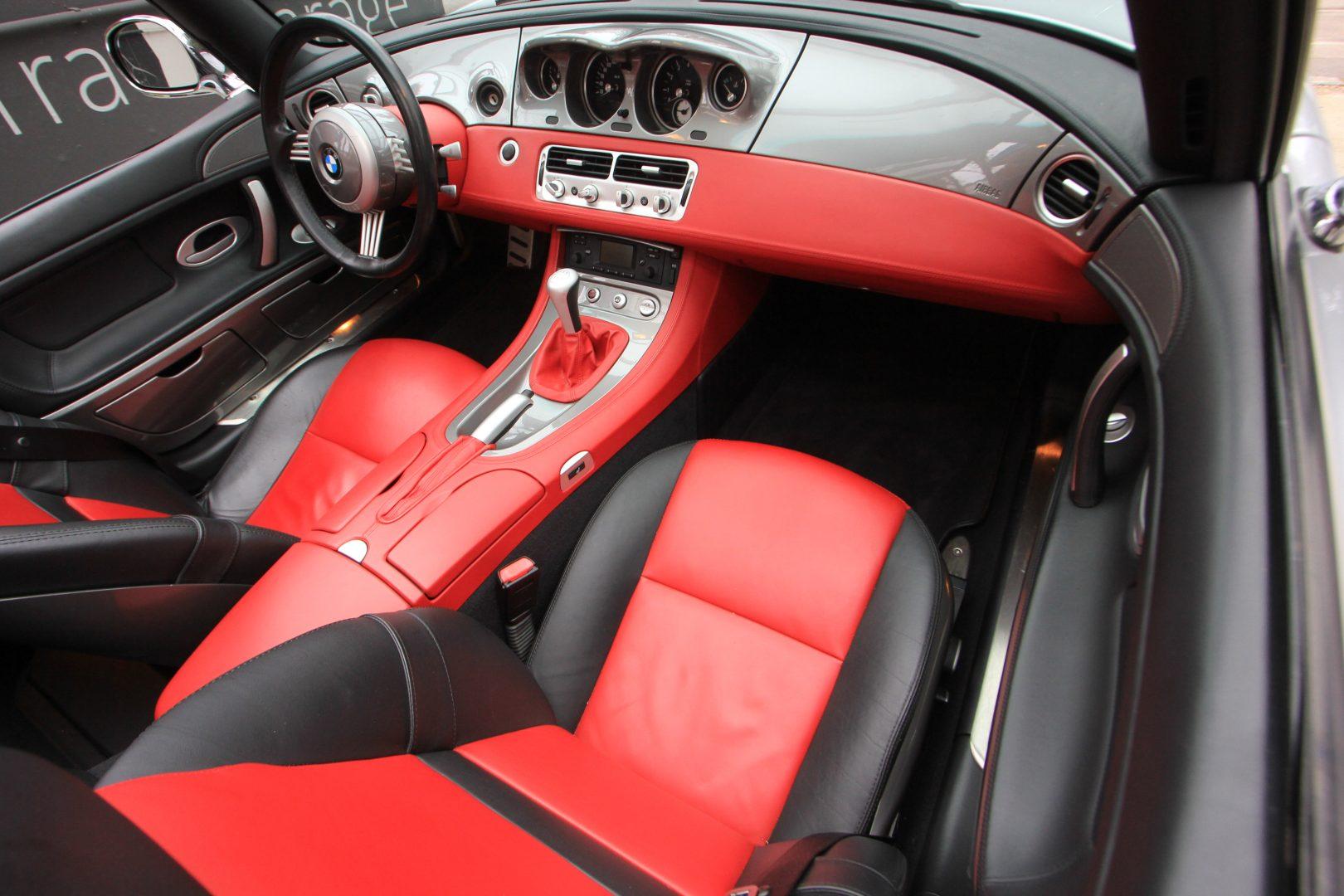 AIL BMW Z8 11