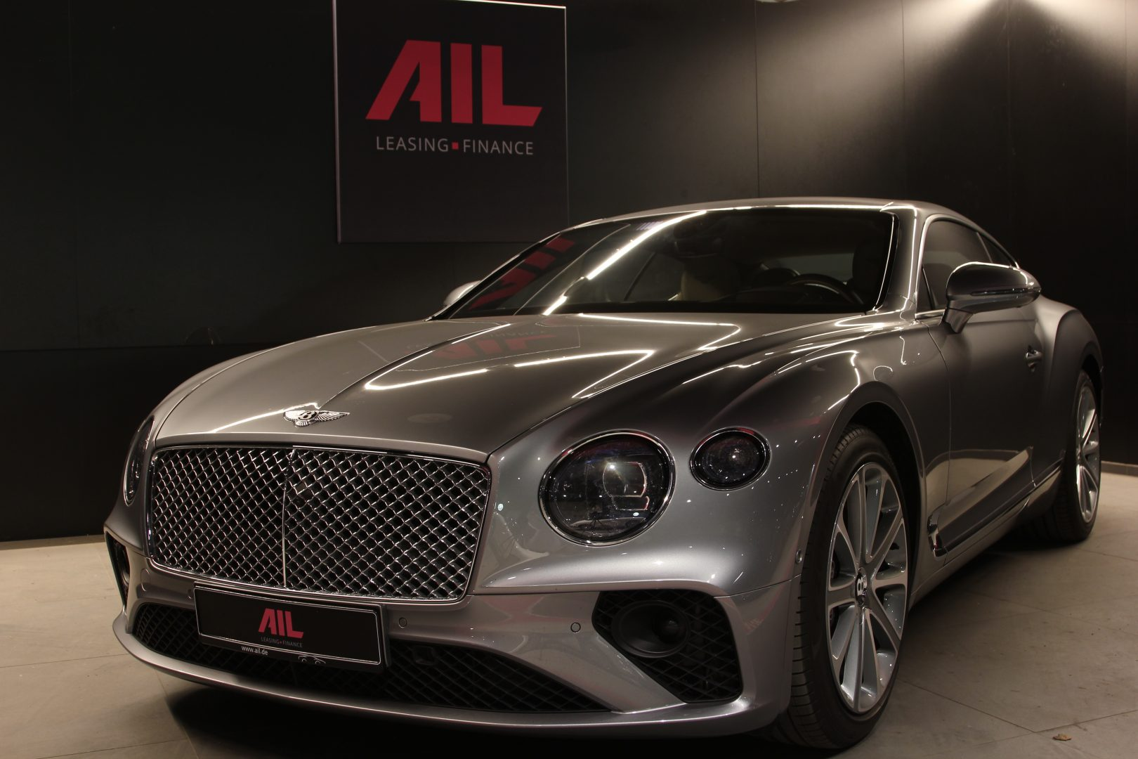 AIL Bentley Continental GT 6.0 W12 New Model 17