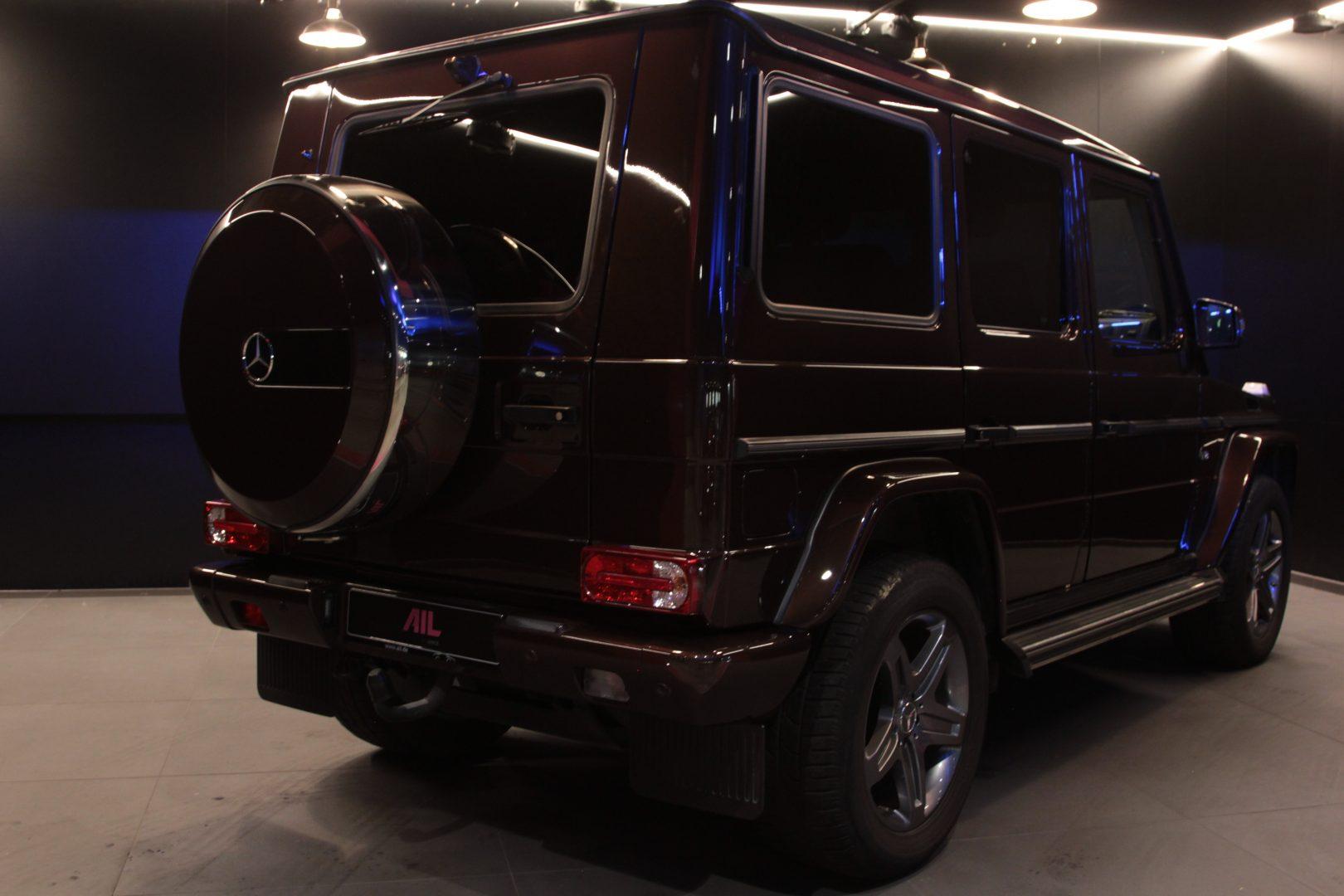 AIL Mercedes-Benz G 500 Exklusiv-Paket 12