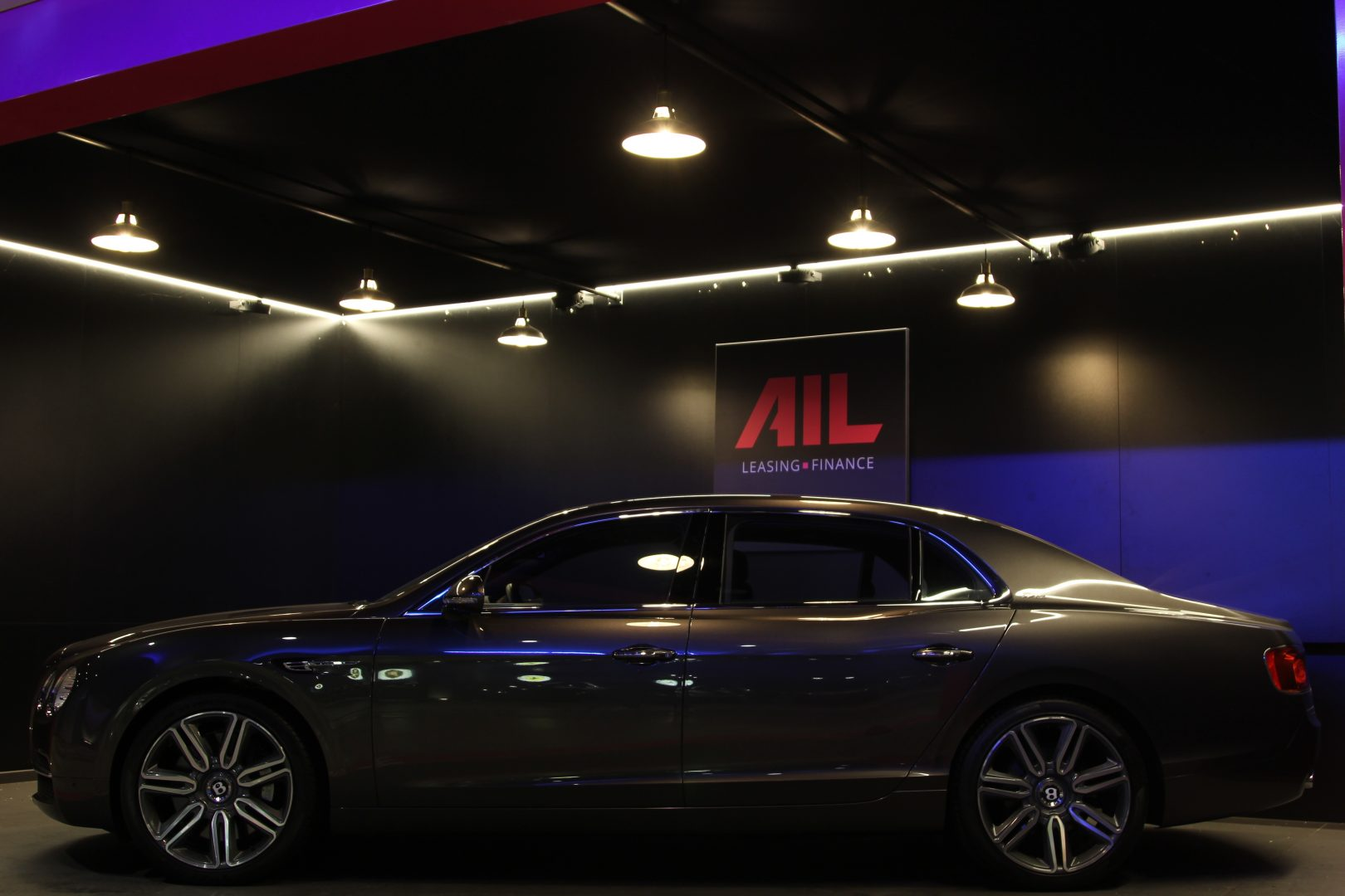 AIL Bentley Continental Flying Spur W12 5