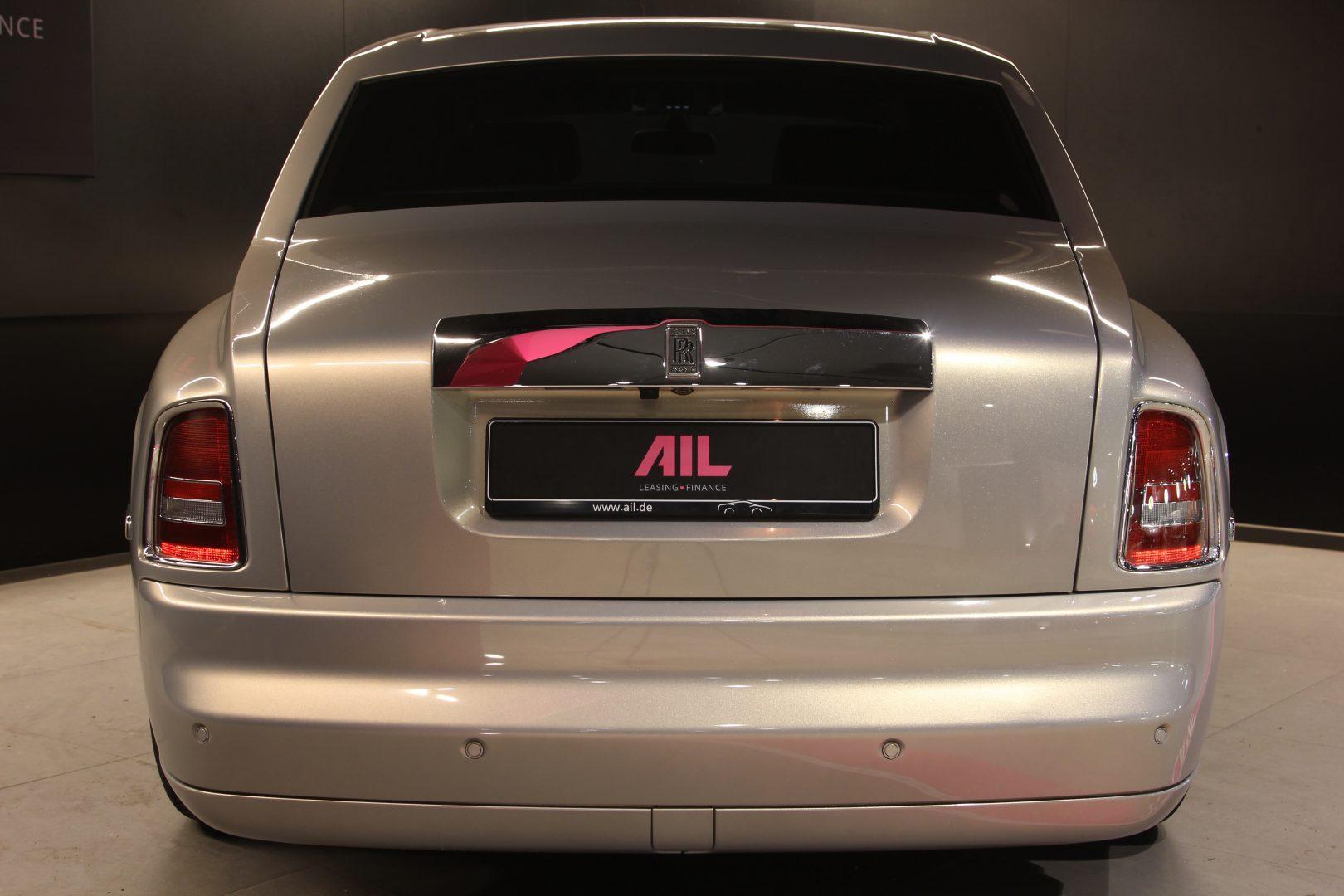 AIL Rolls Royce Phantom Mansory Sternenhimmel  6