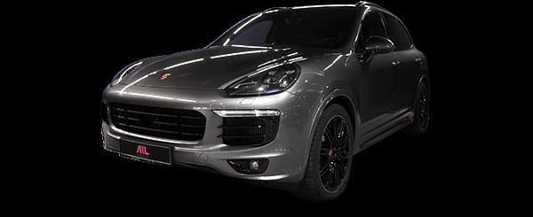 AIL Porsche Cayenne S Diesel