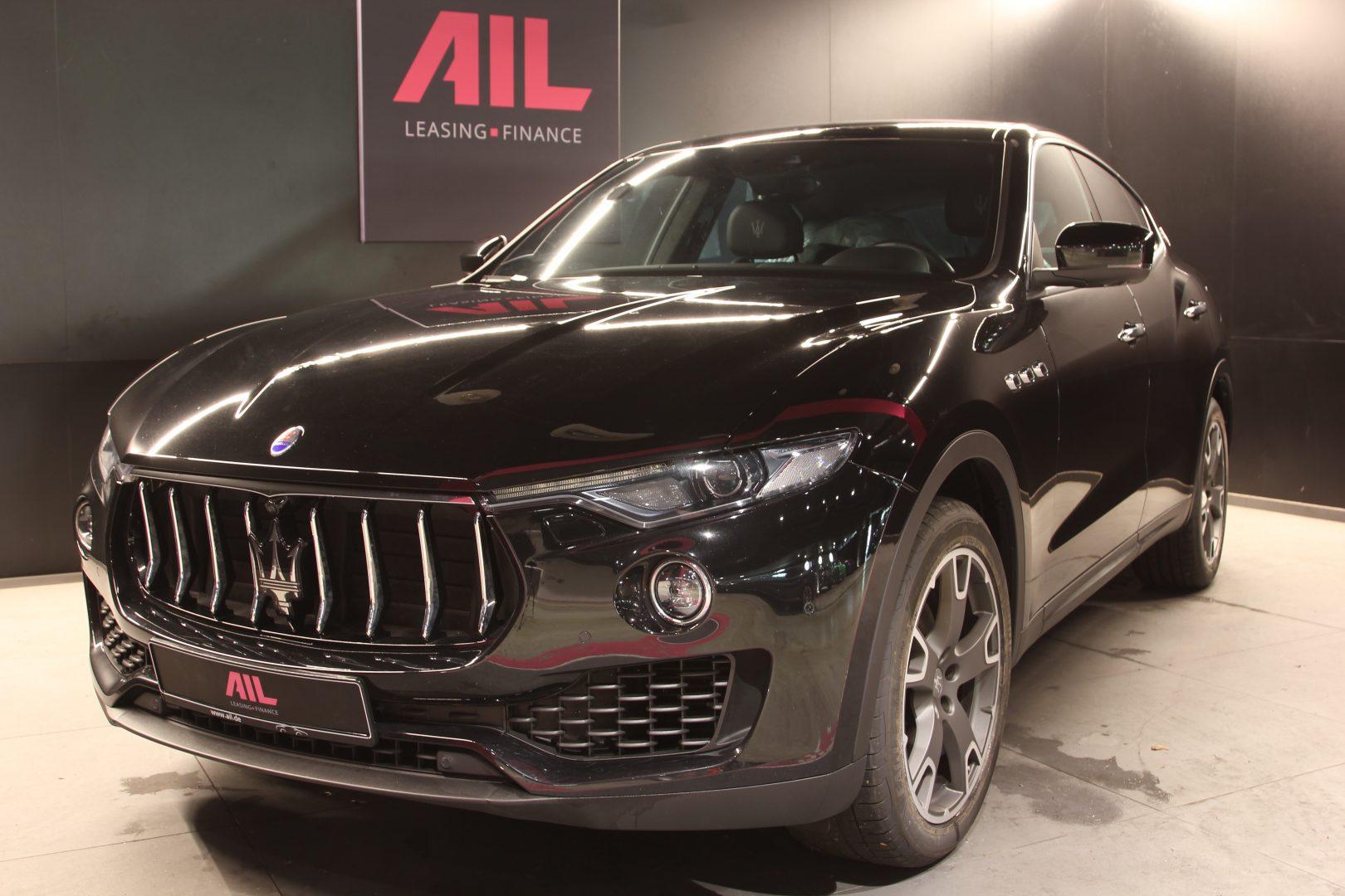 AIL Maserati Levante Diesel Business Paket Plus 7
