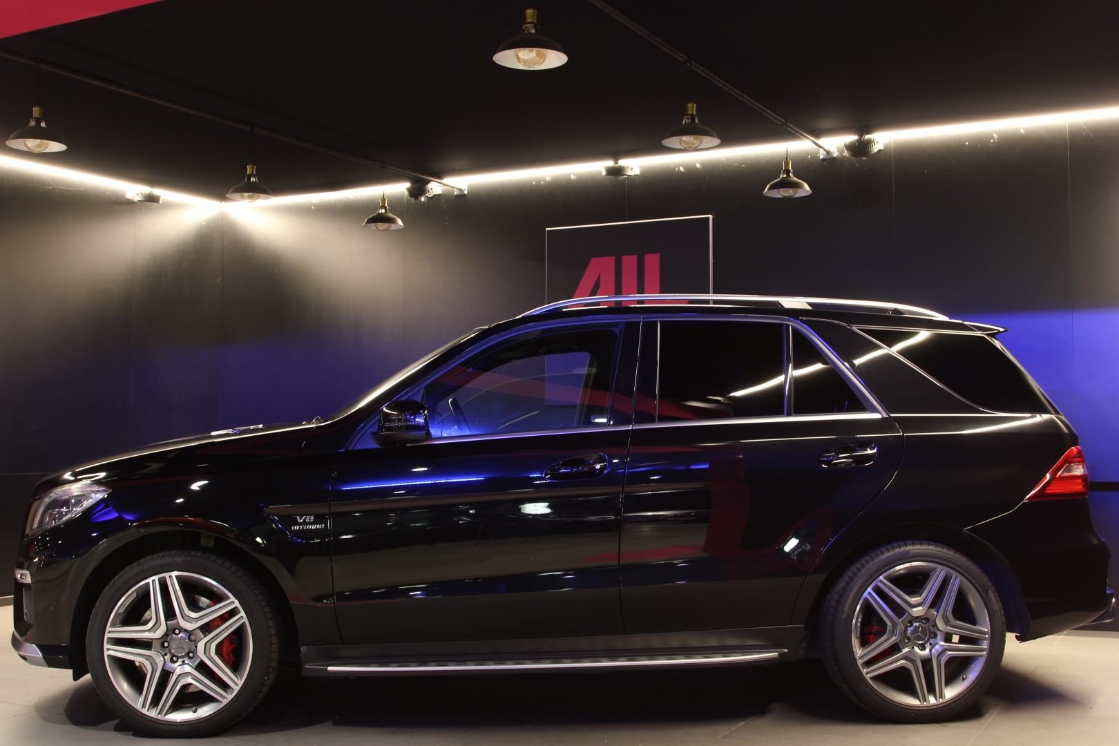 AIL Mercedes-Benz ML 63 AMG  Performance Package 14