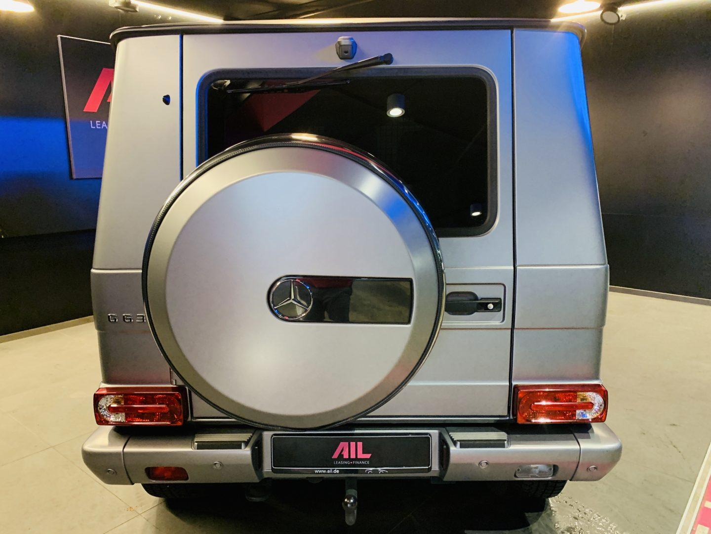 AIL Mercedes-Benz G 63 AMG Logic7 RSE 9