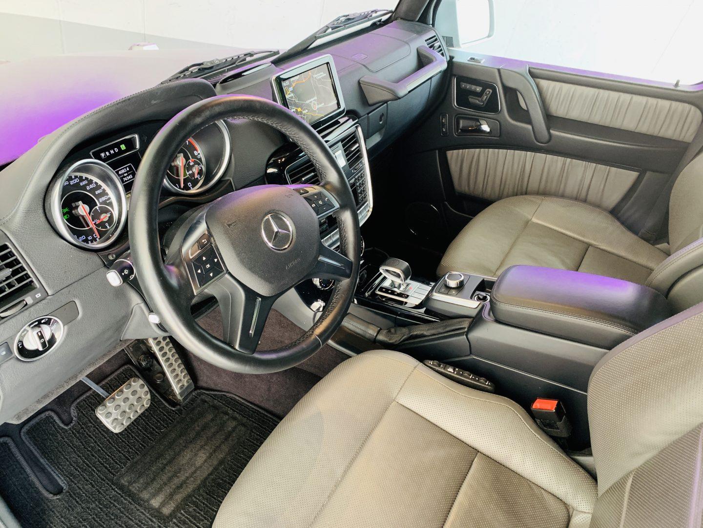 AIL Mercedes-Benz G 63 AMG Logic7 RSE 2