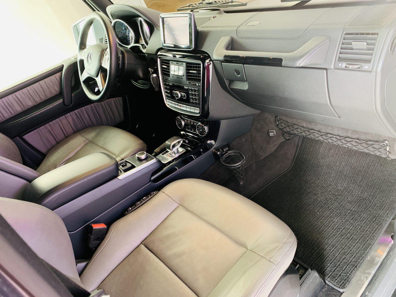 AIL Mercedes-Benz G 63 AMG Logic7 RSE 4