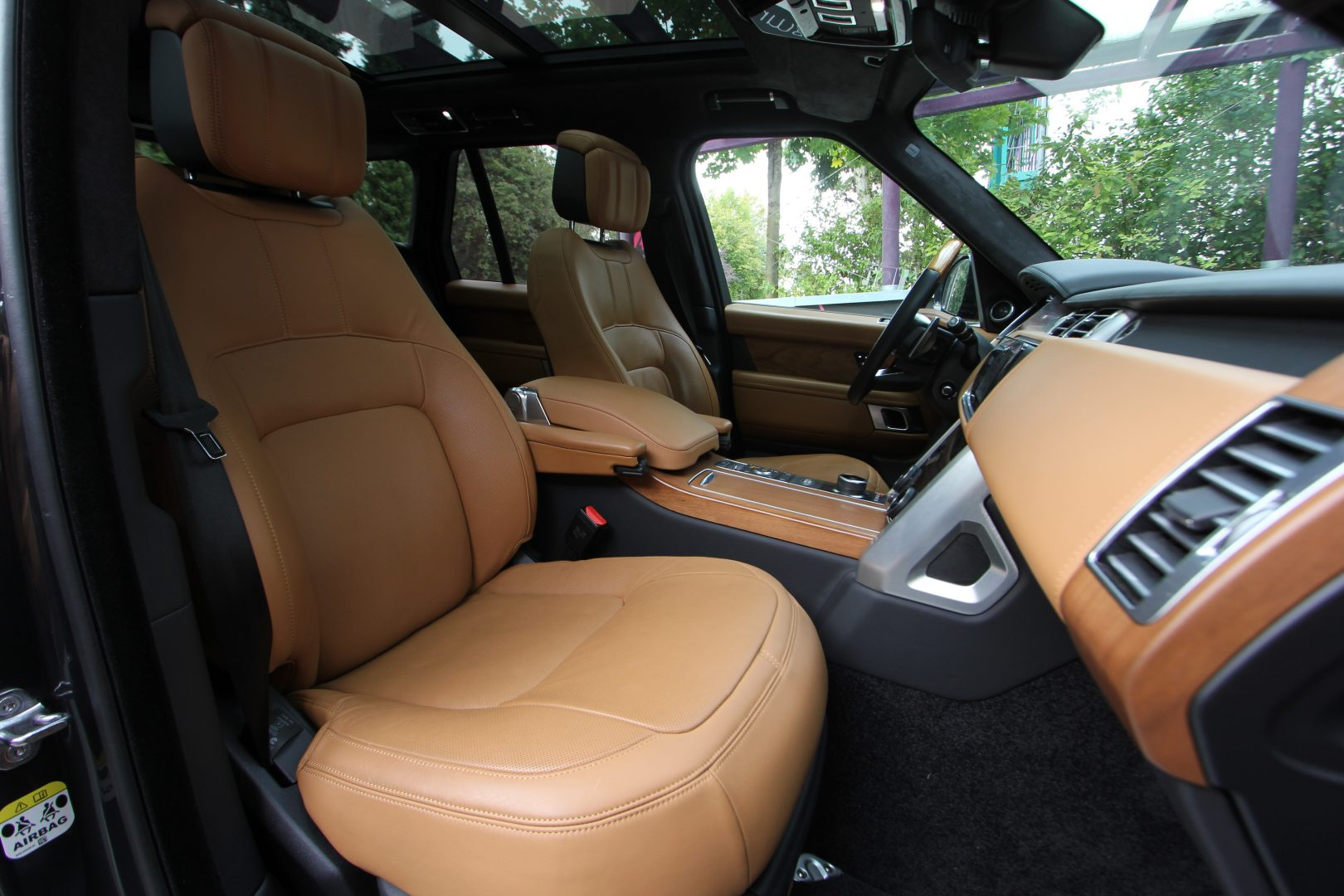 AIL Land Rover Range Rover SDV8 Autobiography 10