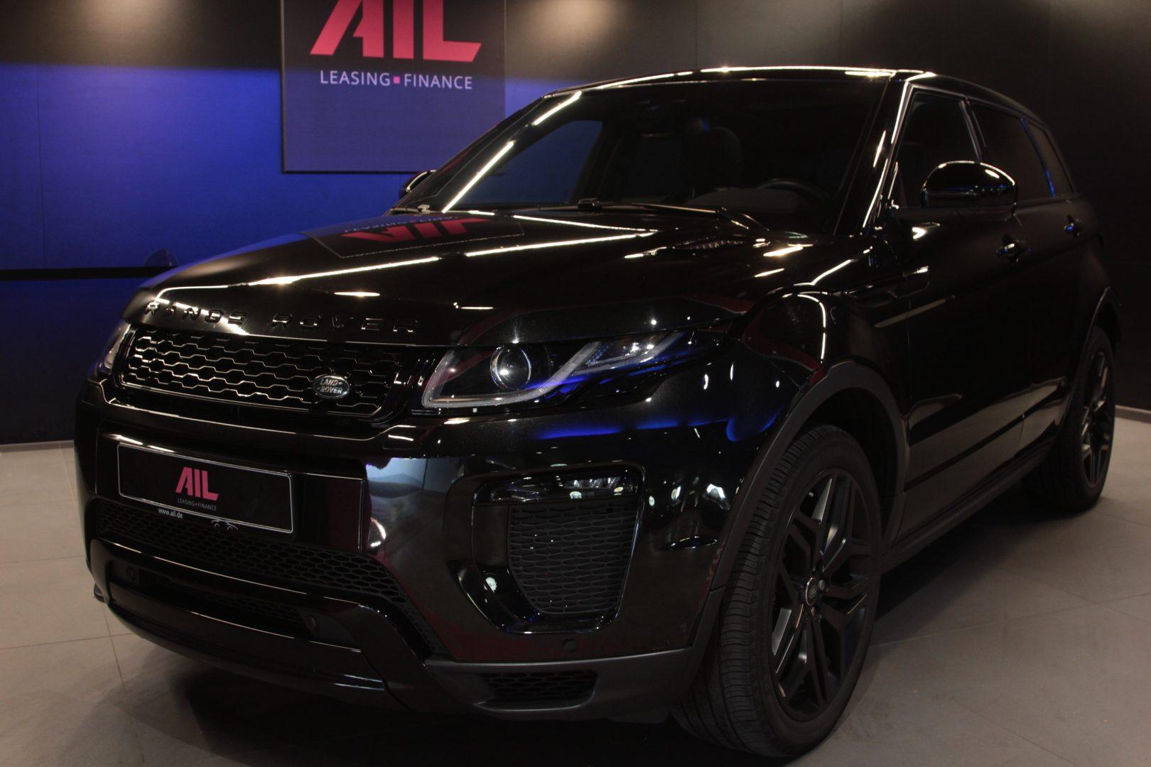 AIL Land Rover Evoque TD4 Aut. HSE 4
