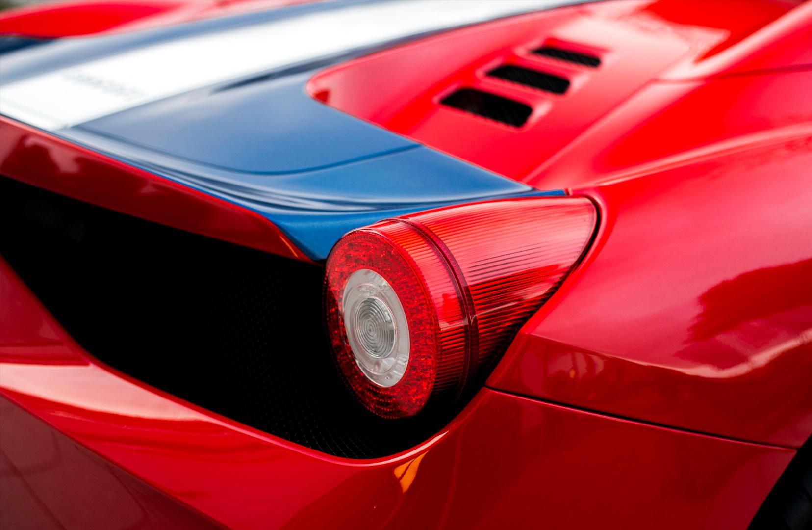 AIL Ferrari 458 Speciale Aperta 1
