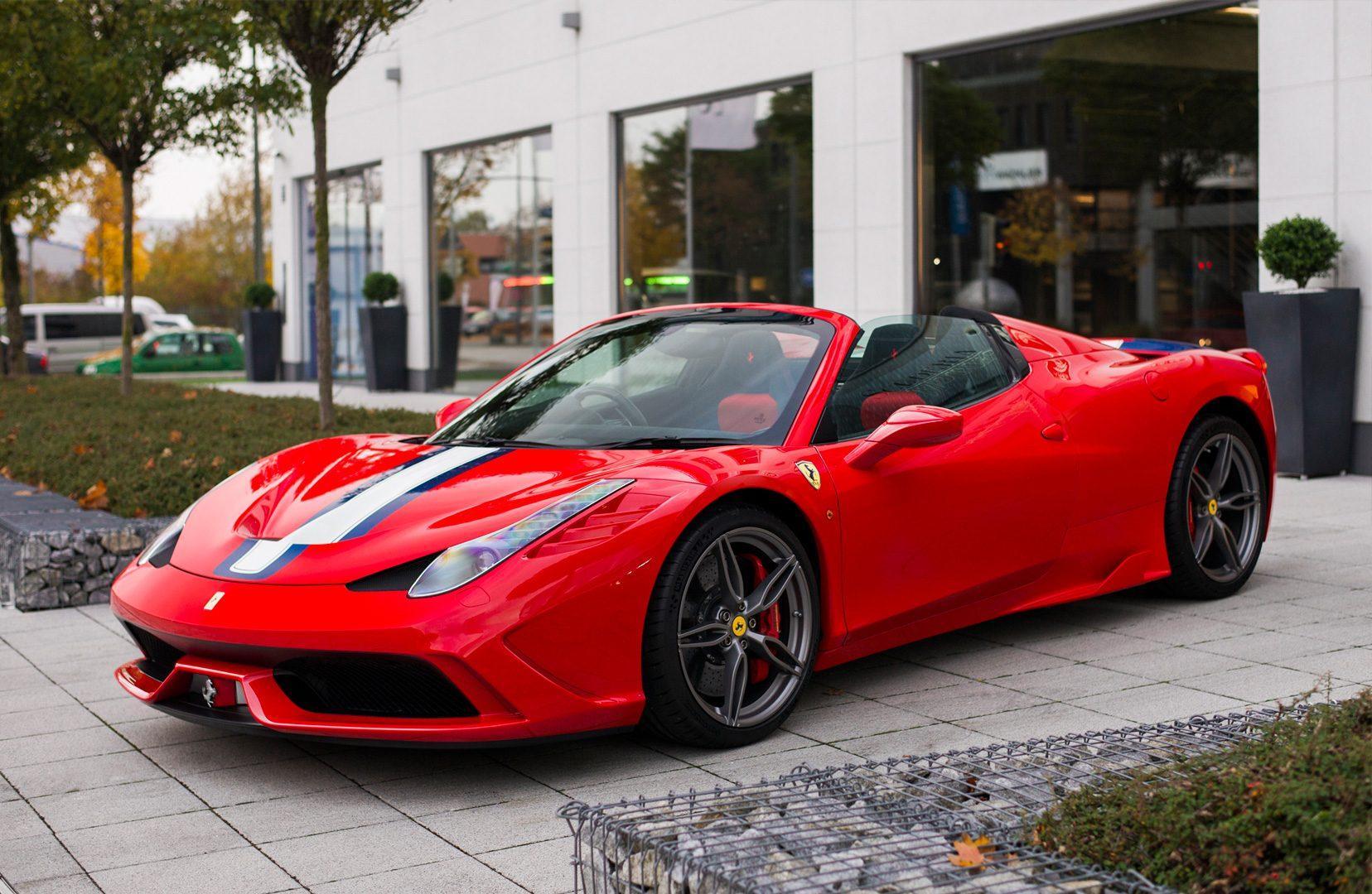 AIL Ferrari 458 Speciale Aperta 7