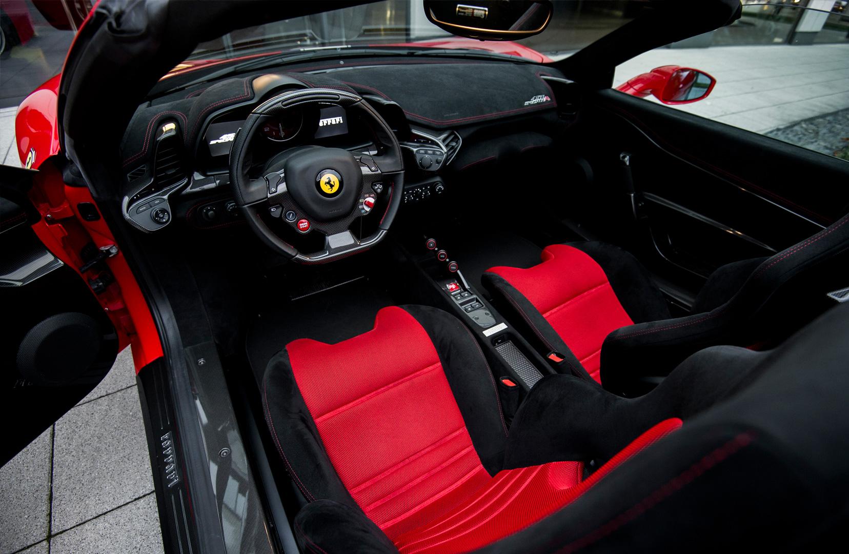 AIL Ferrari 458 Speciale Aperta 2