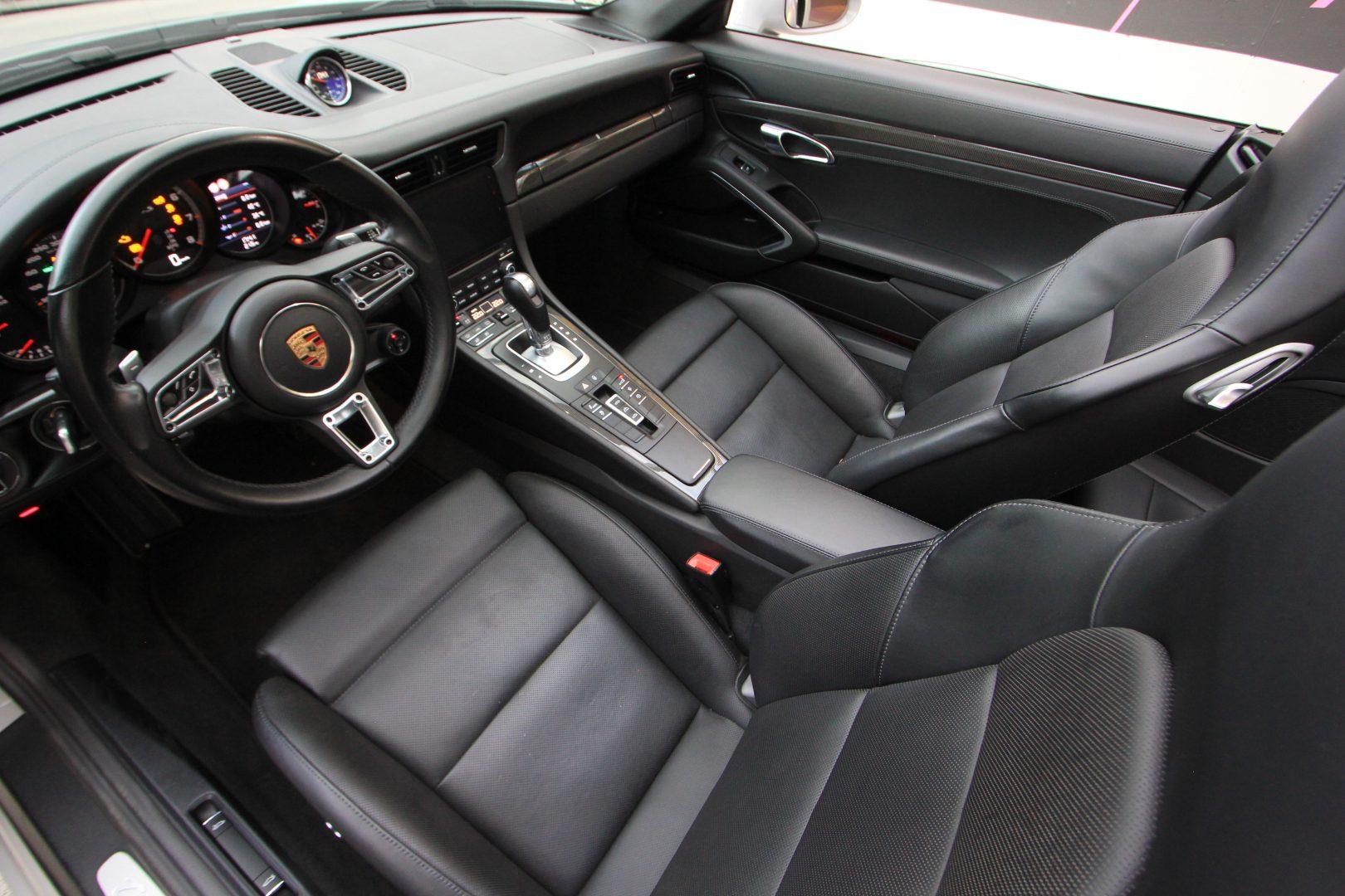 AIL Porsche 991 Turbo S Cabriolet 11