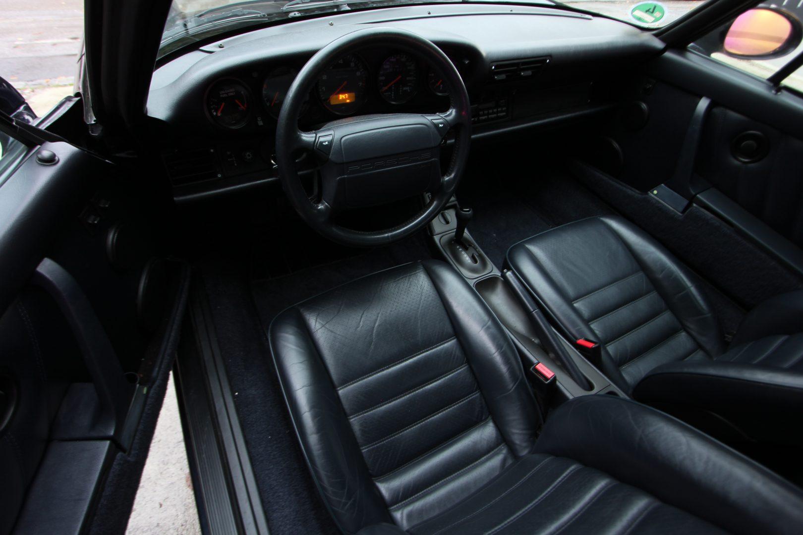 AIL Porsche 911 964 Targa C2  5
