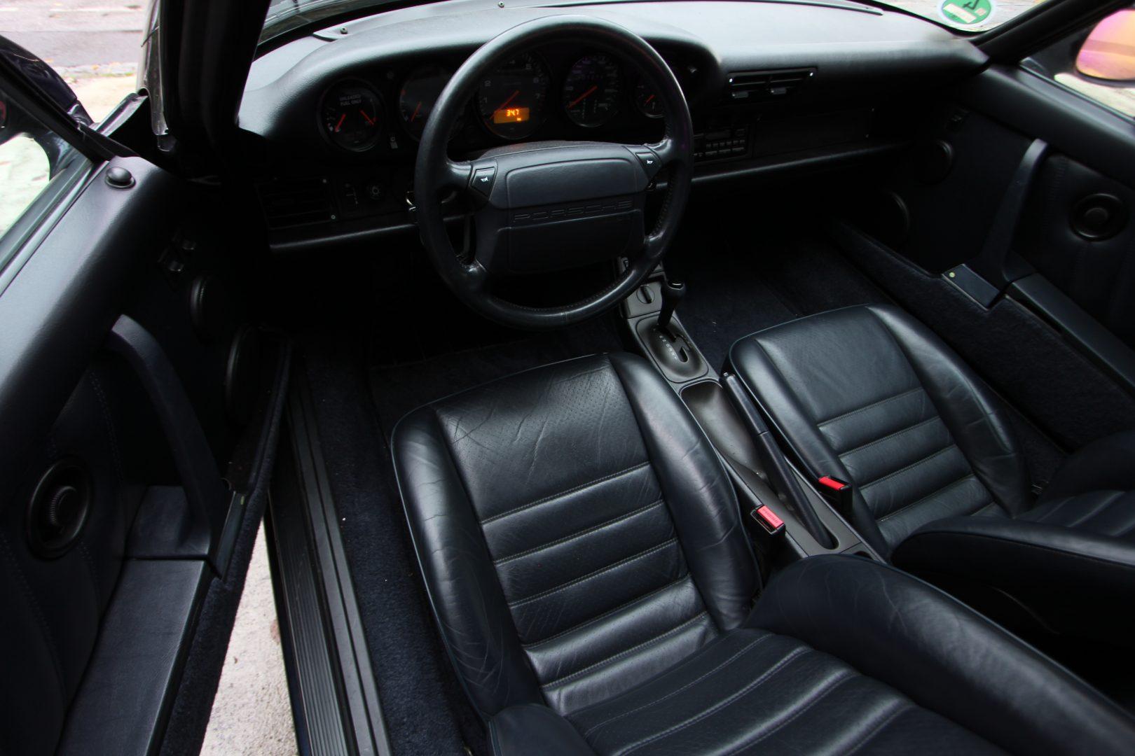 AIL Porsche 911 964 Targa C2  11