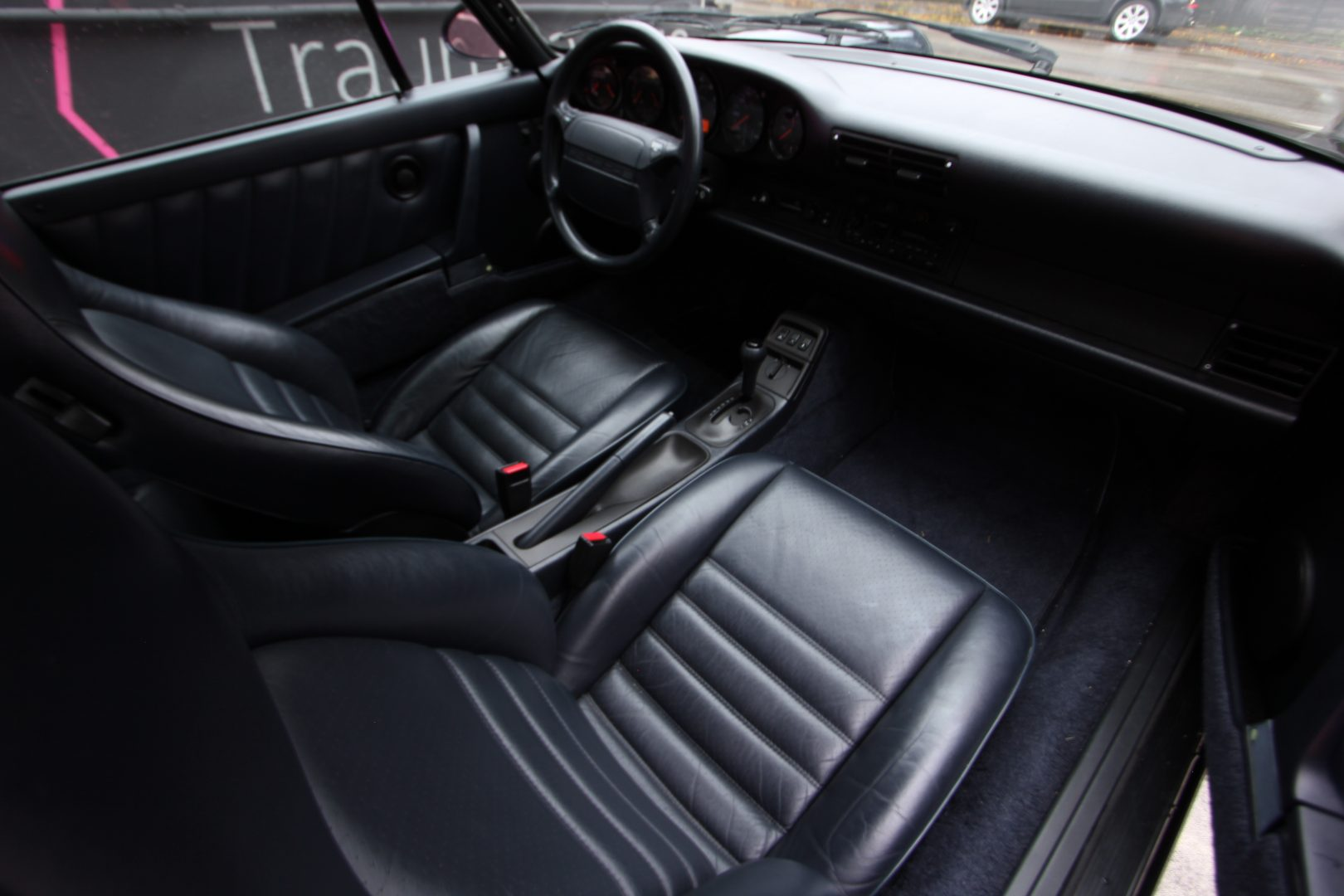 AIL Porsche 911 964 Targa C2  1