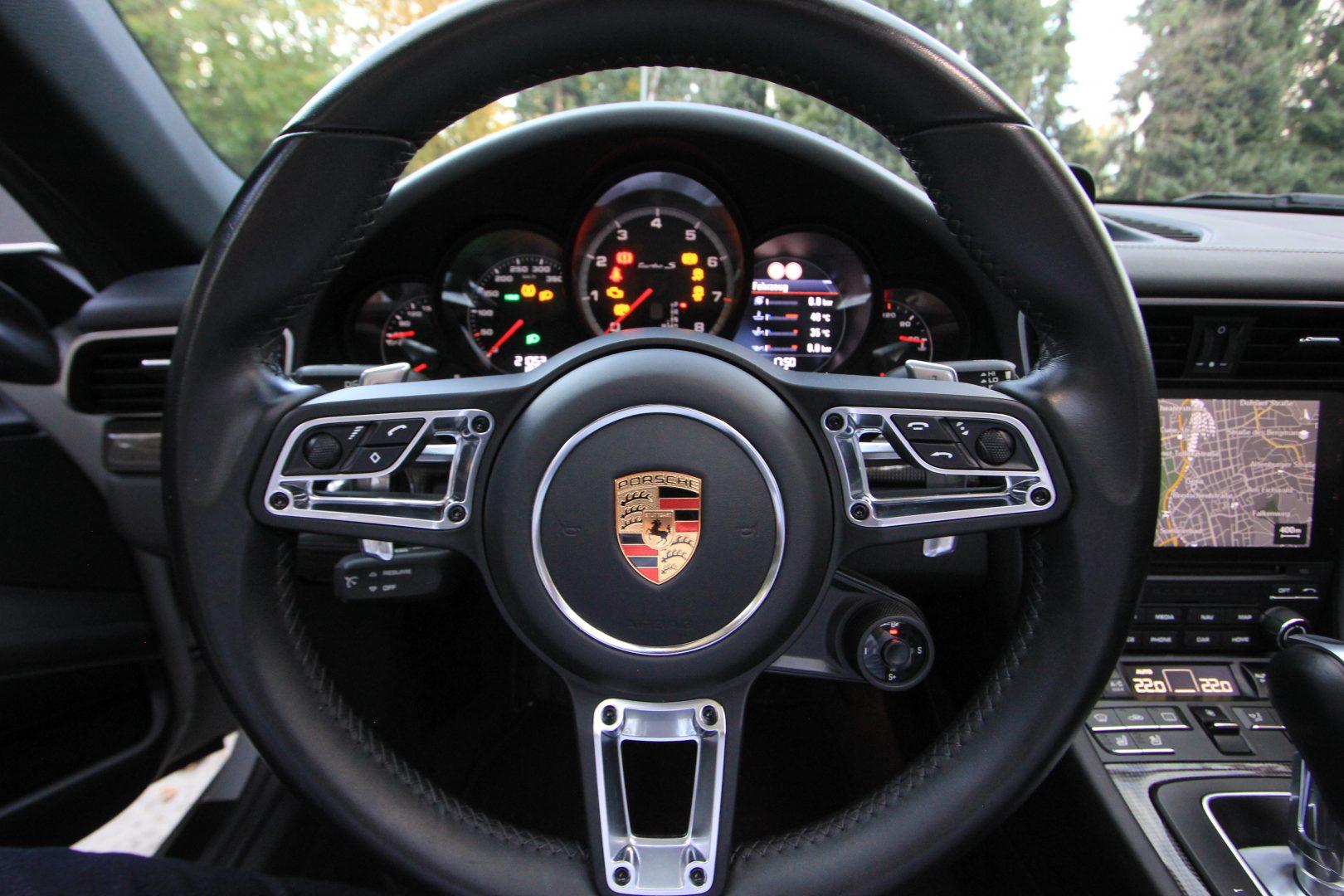 AIL Porsche 991 Turbo S Cabriolet 5