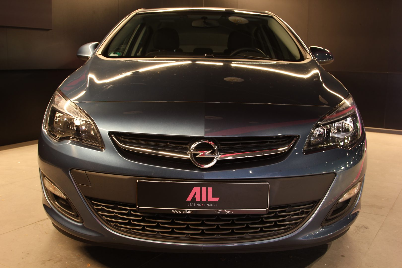 AIL Opel Astra Edition  10