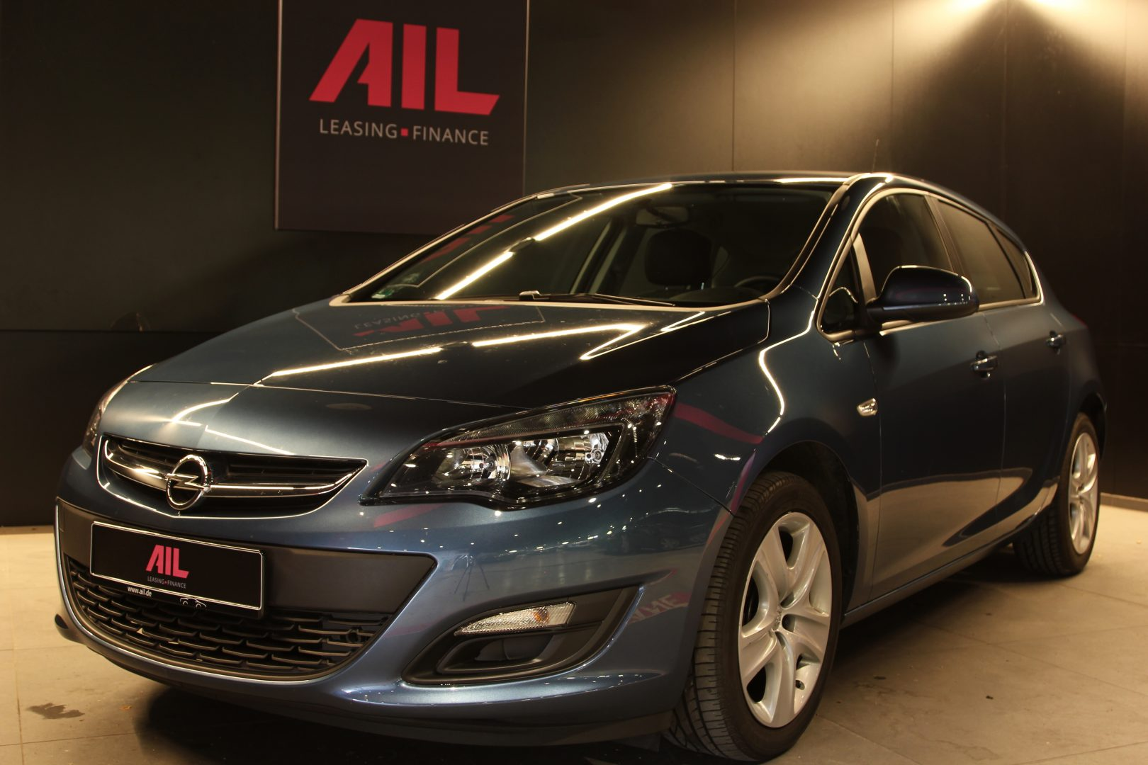 AIL Opel Astra Edition  12