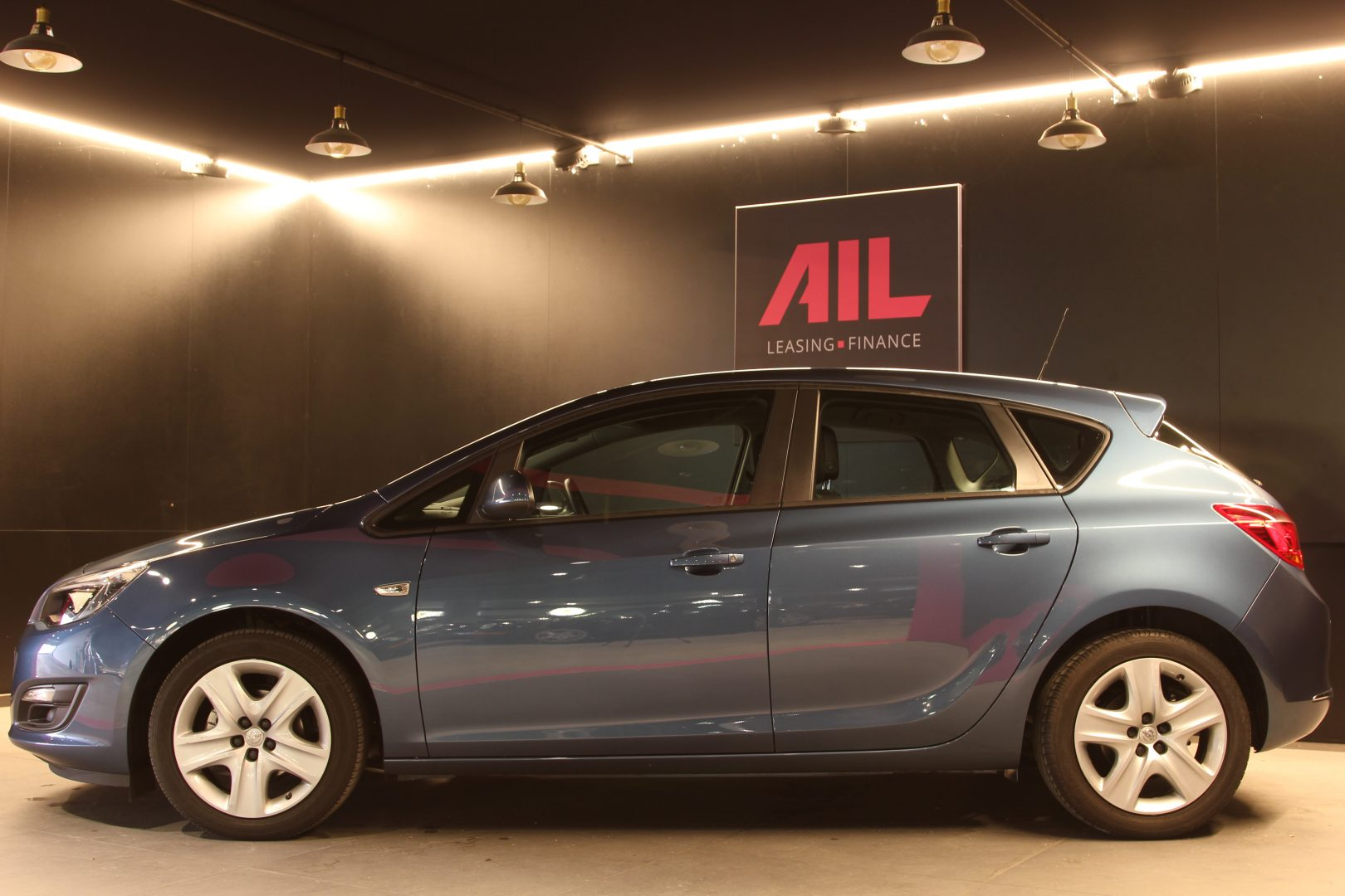 AIL Opel Astra Edition  14