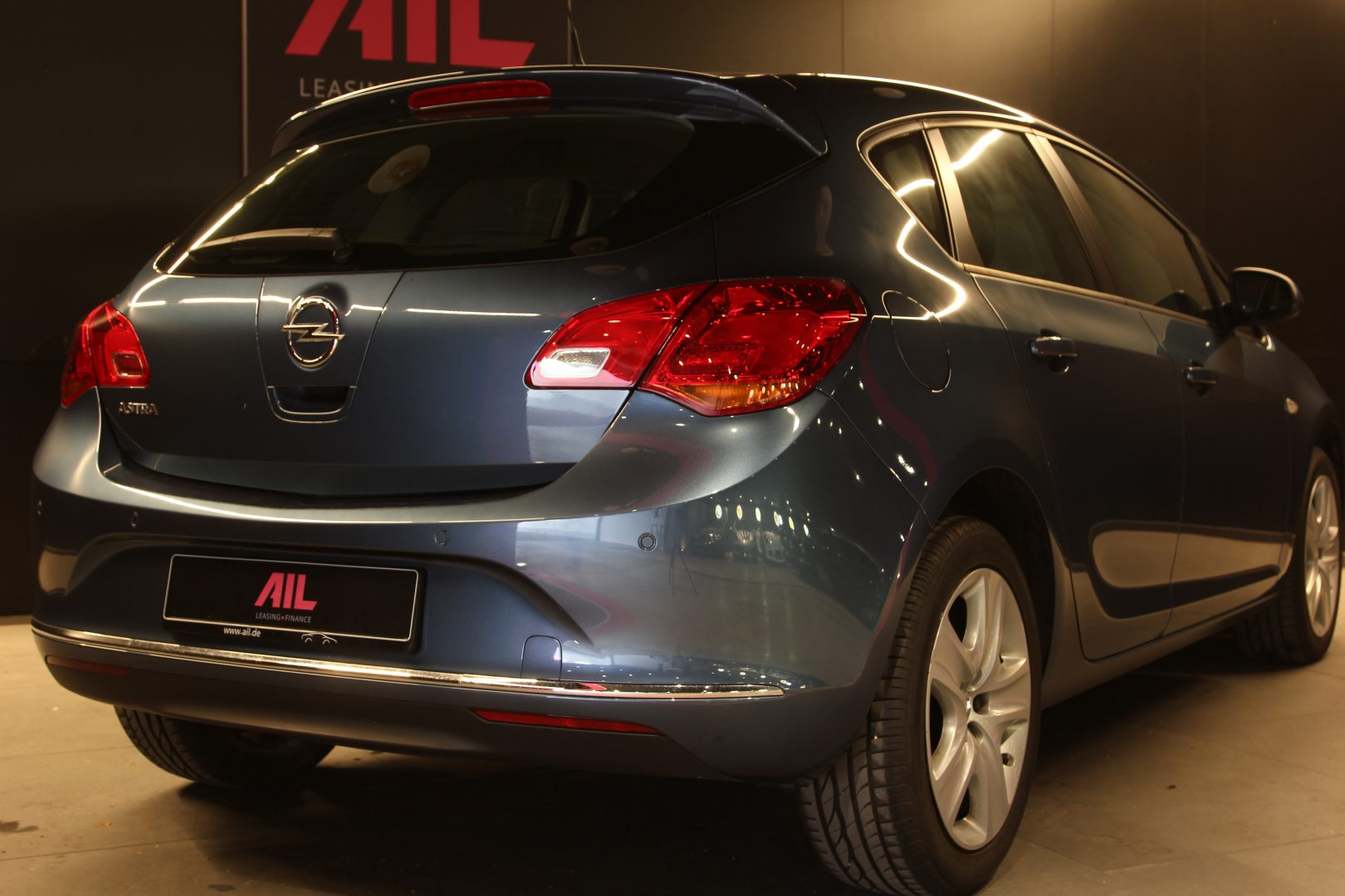 AIL Opel Astra Edition  6