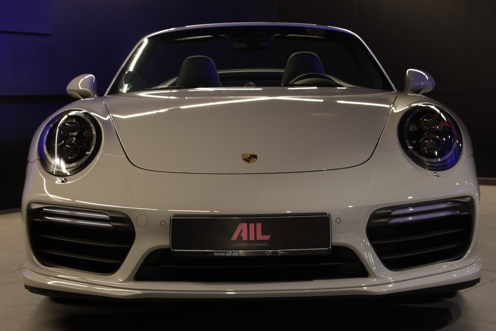 AIL Porsche 991 Turbo S Cabriolet 10