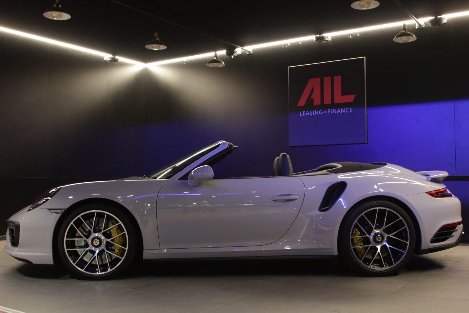 AIL Porsche 991 Turbo S Cabriolet 2