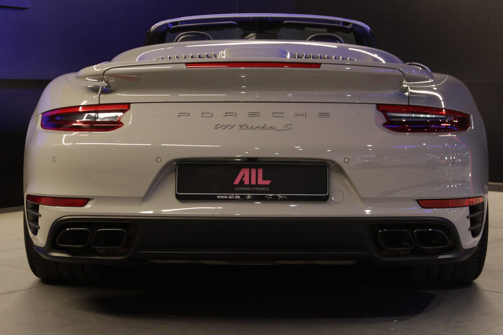 AIL Porsche 991 Turbo S Cabriolet 4