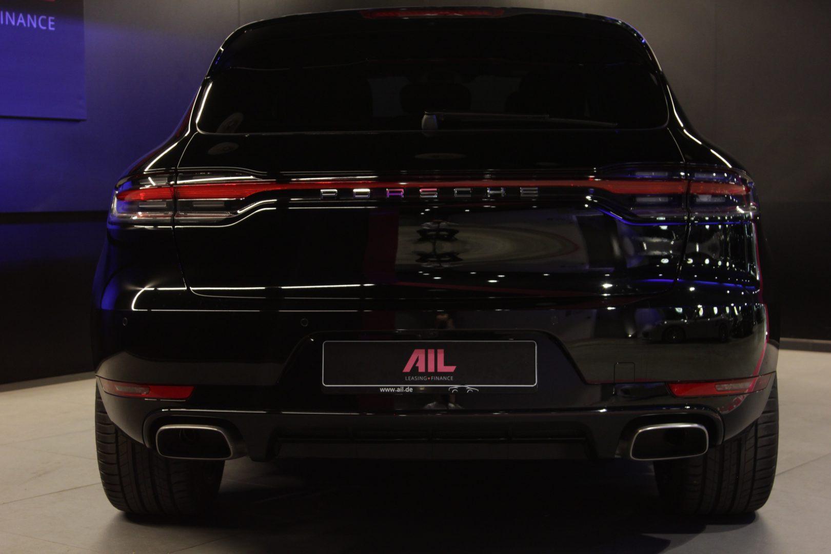 AIL Porsche Macan Sport Design Paket Panorama 11