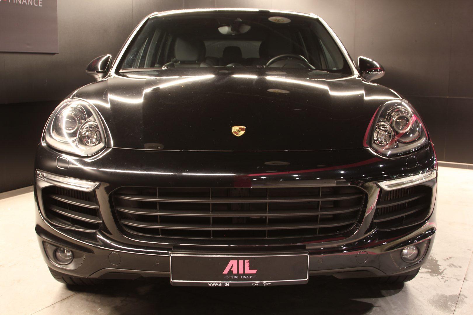 AIL Porsche Cayenne Panorama 21 Zoll  7