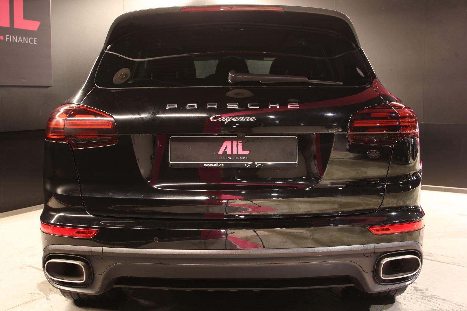 AIL Porsche Cayenne Panorama 21 Zoll  2