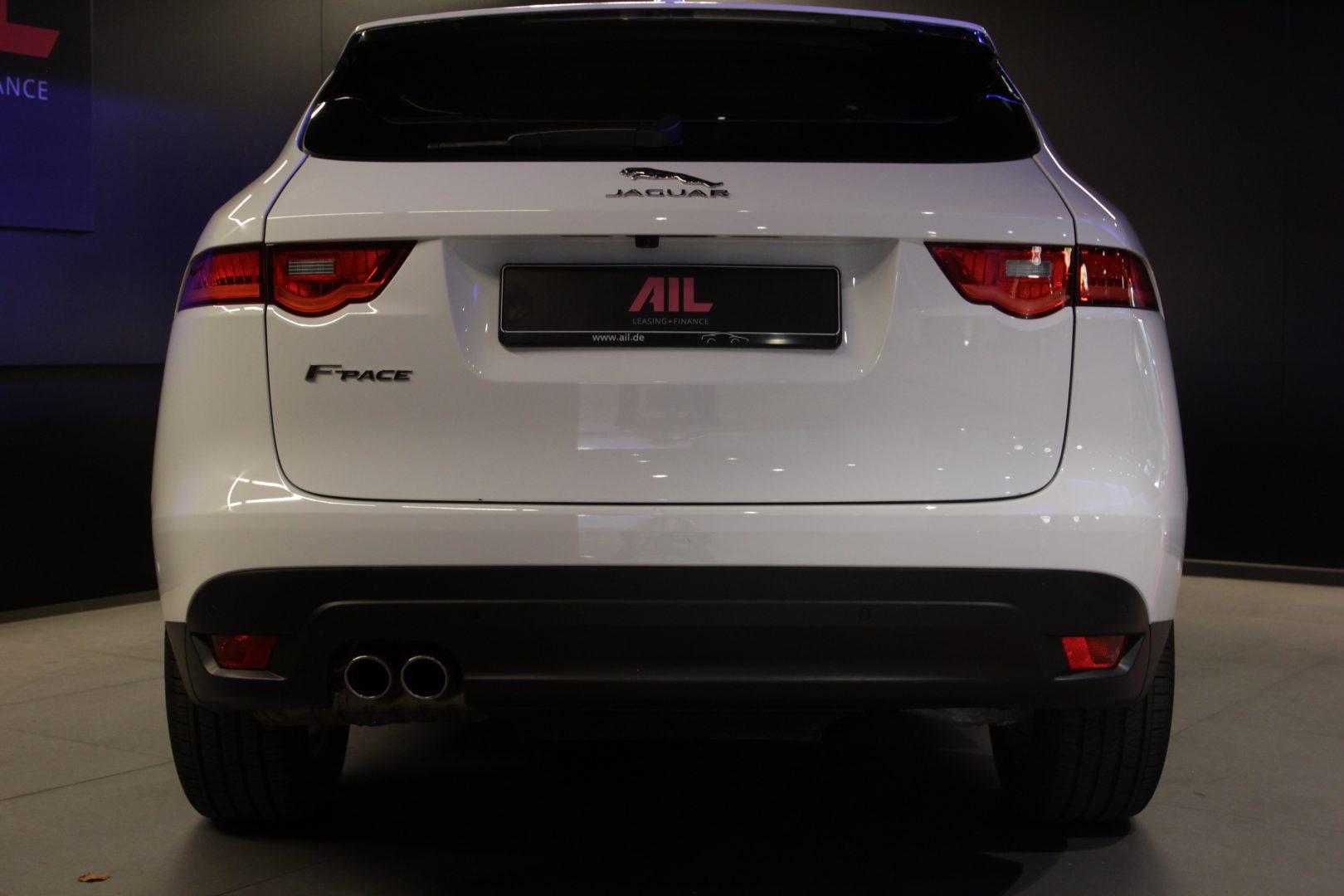AIL Jaguar F-PACE Portfolio AWD Dynamic Paket 4