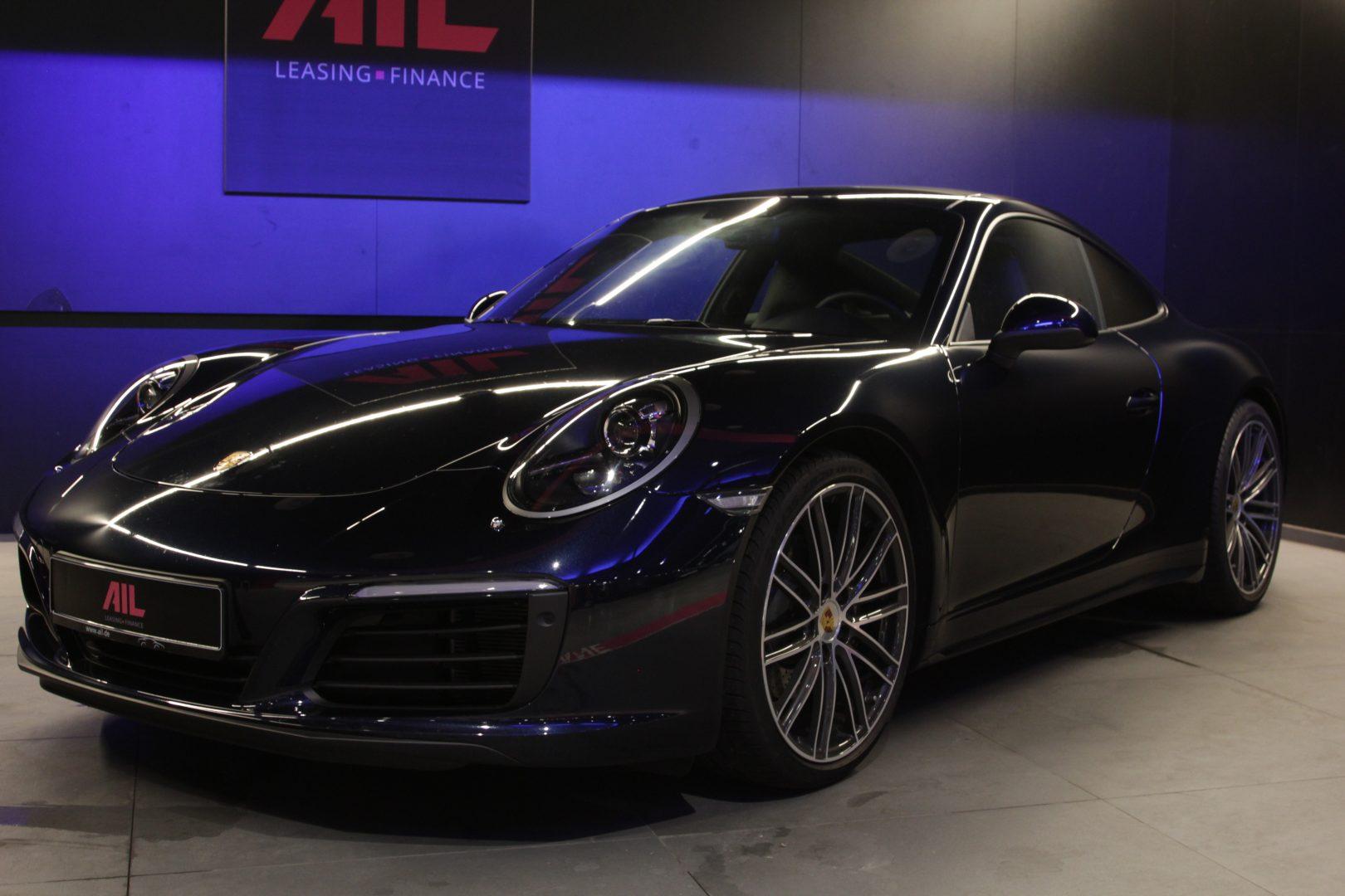 AIL Porsche 991 Carrera 4 BOSE Sportabgas 3