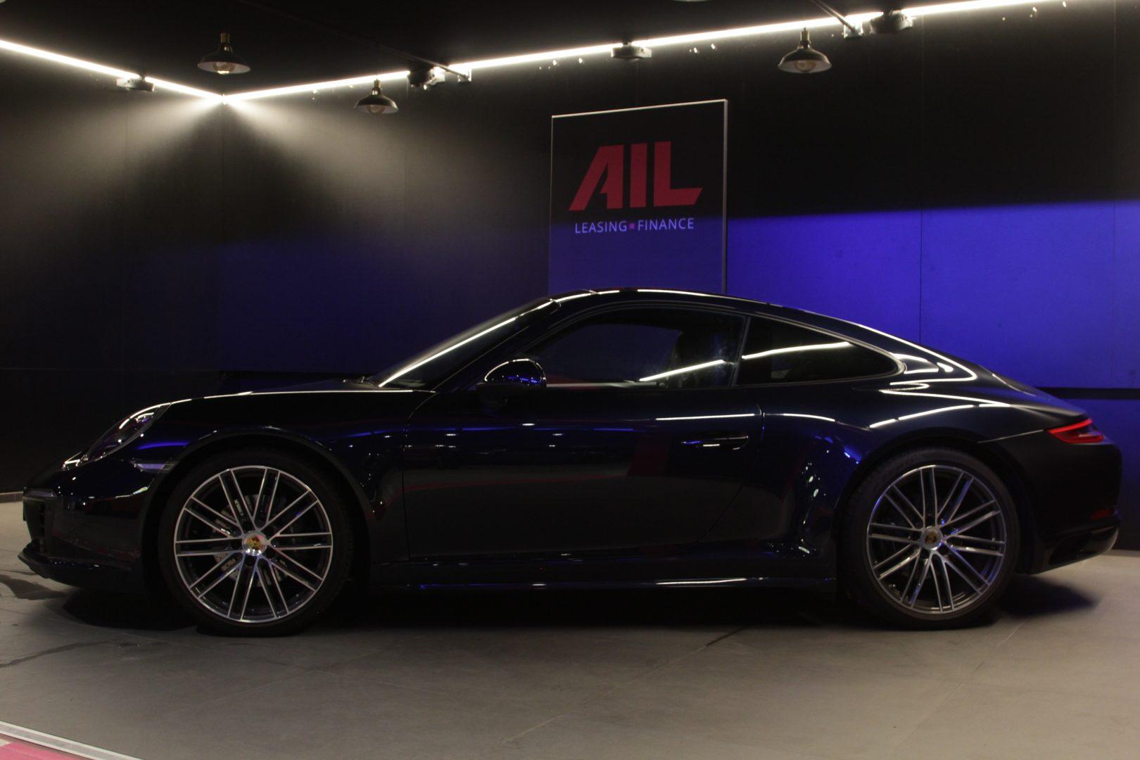 AIL Porsche 991 Carrera 4 BOSE Sportabgas 9