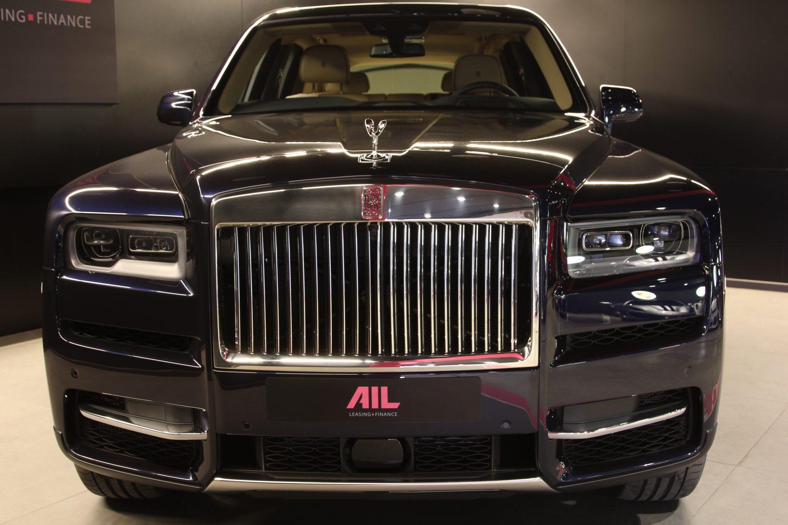 AIL Rolls Royce Cullinan V12 10