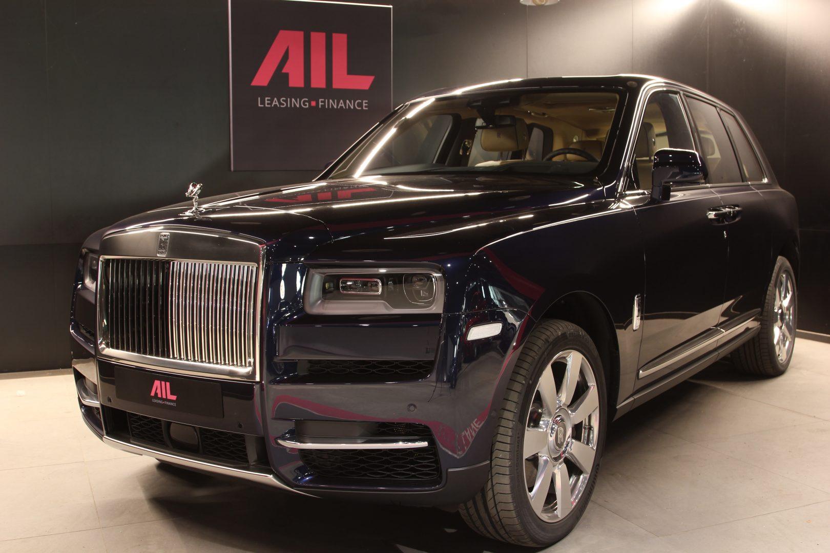 AIL Rolls Royce Cullinan V12 12