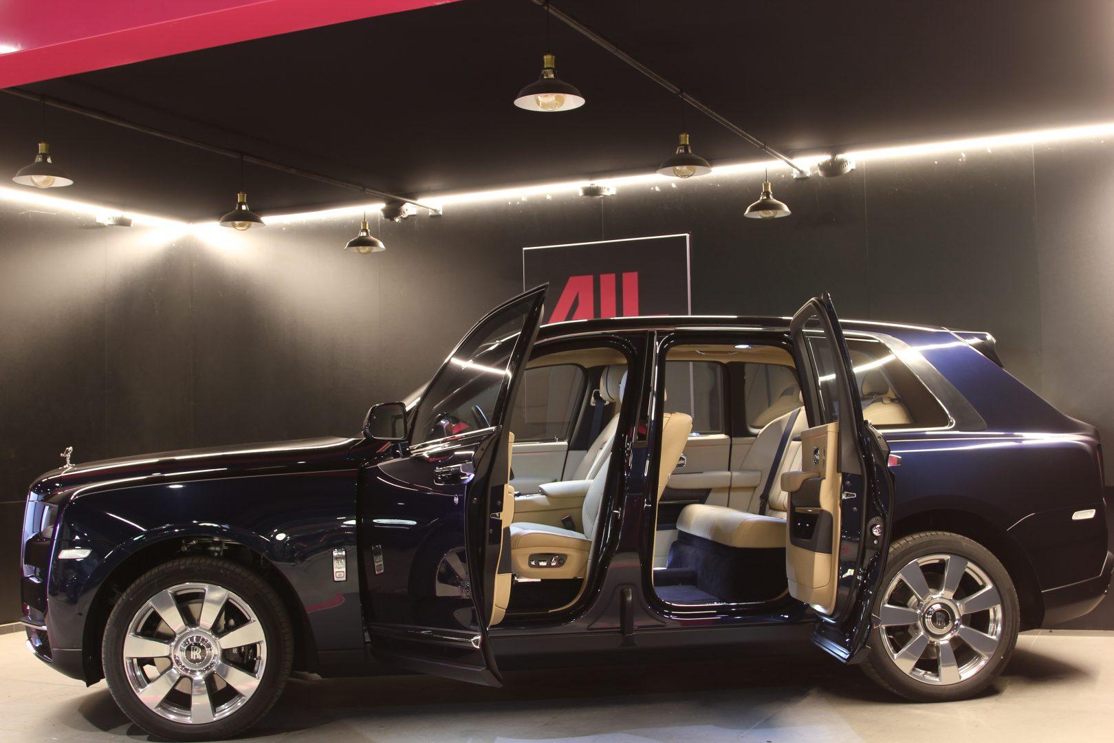 AIL Rolls Royce Cullinan V12 2
