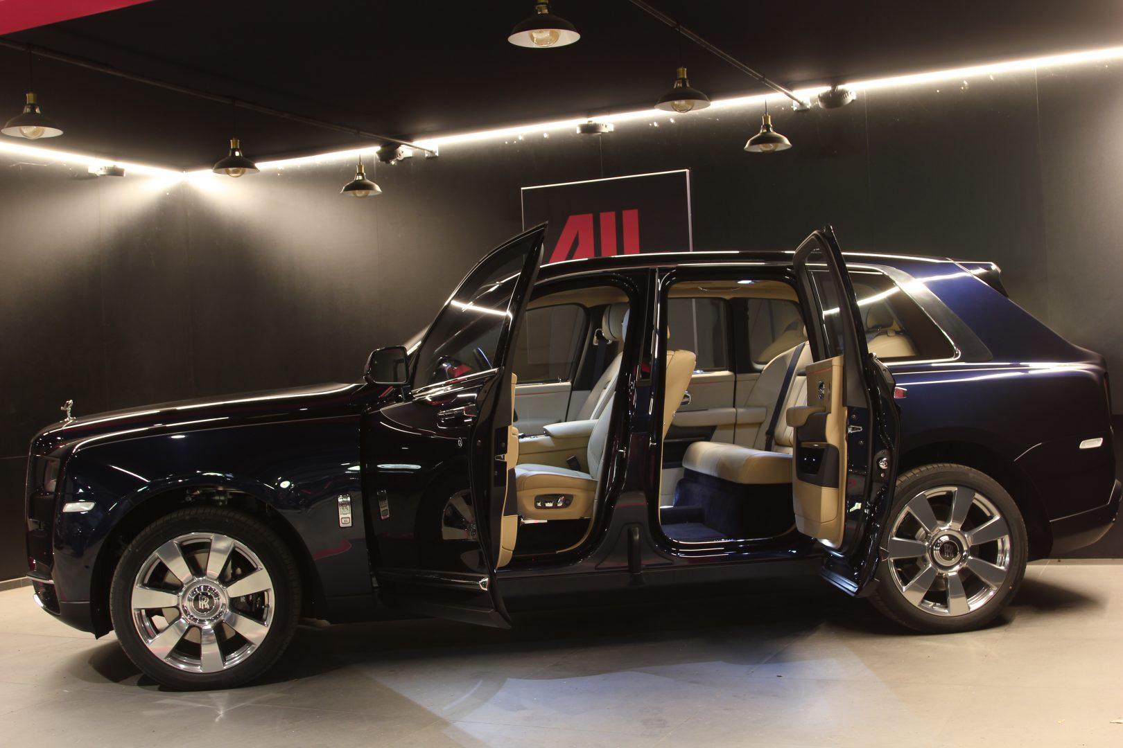 AIL Rolls Royce Cullinan V12 5