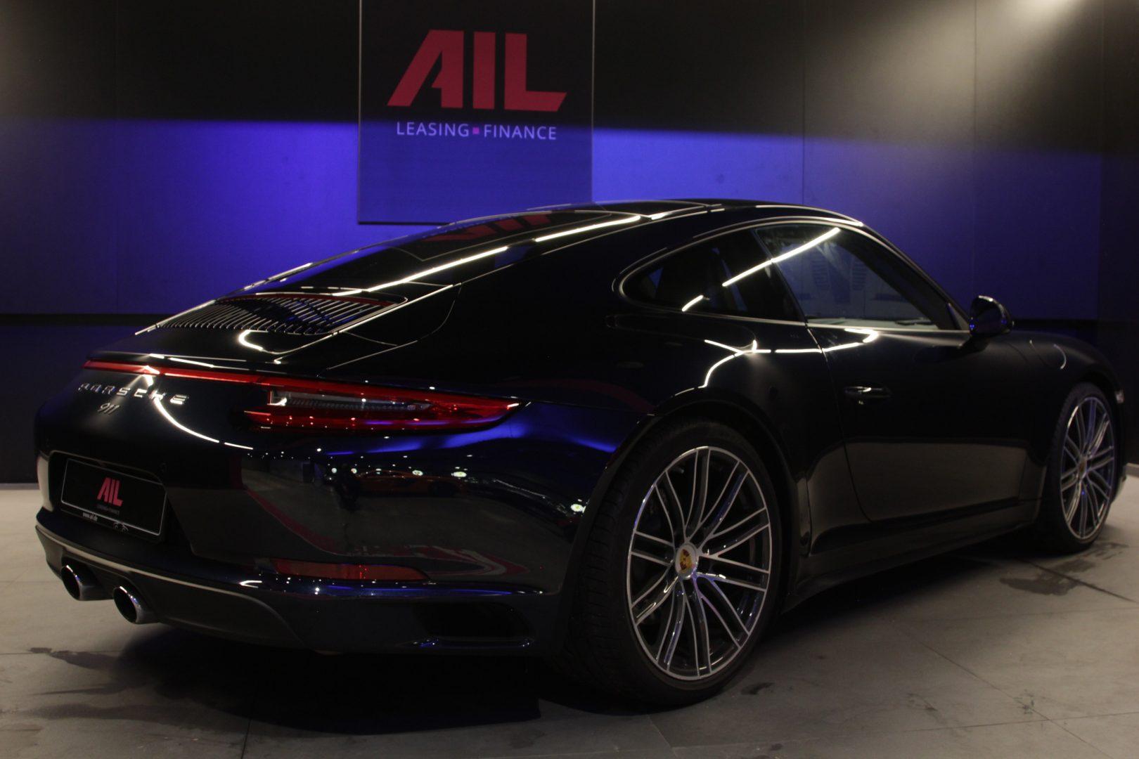 AIL Porsche 991 Carrera 4 BOSE Sportabgas 5