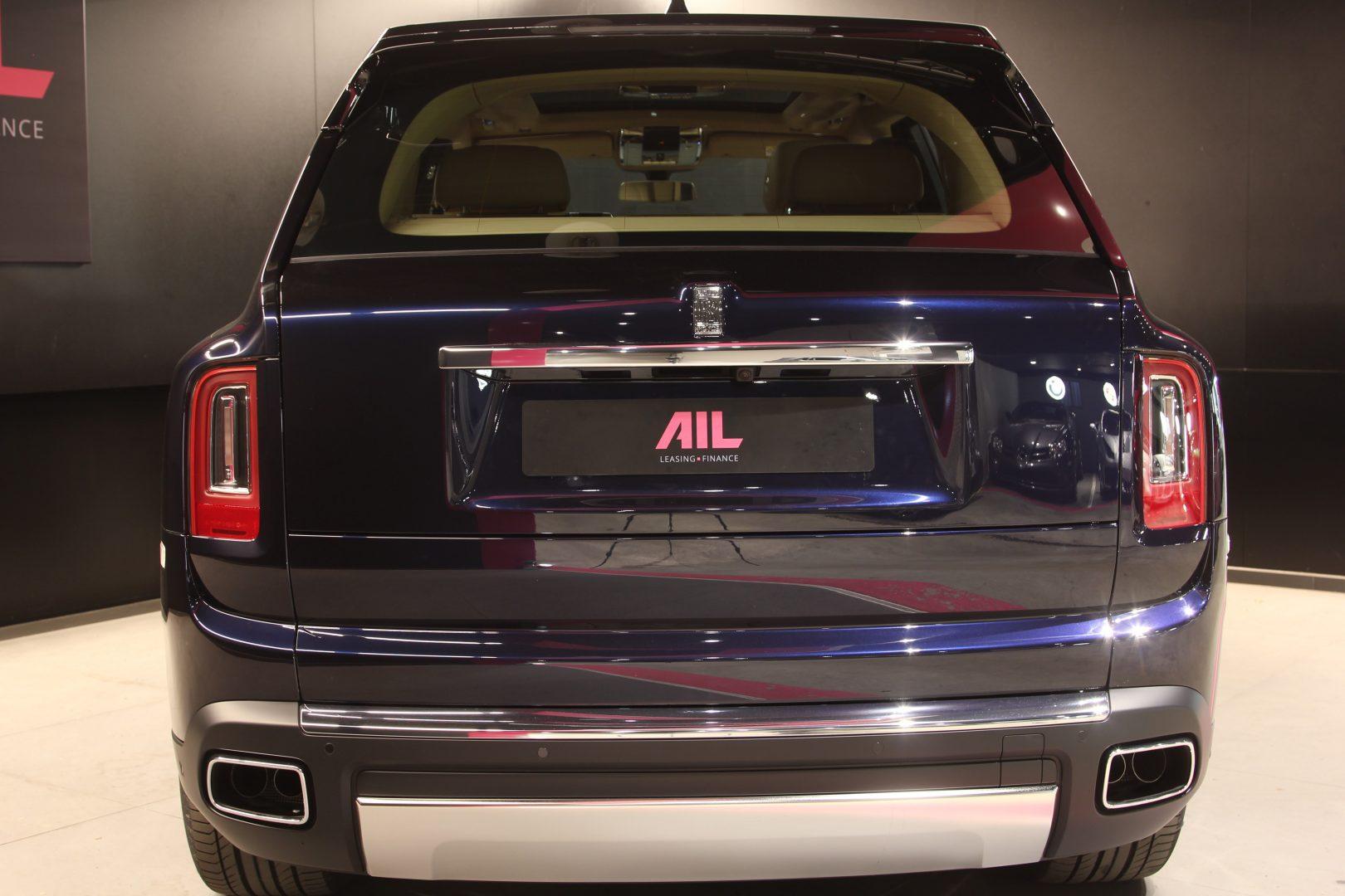 AIL Rolls Royce Cullinan V12 1
