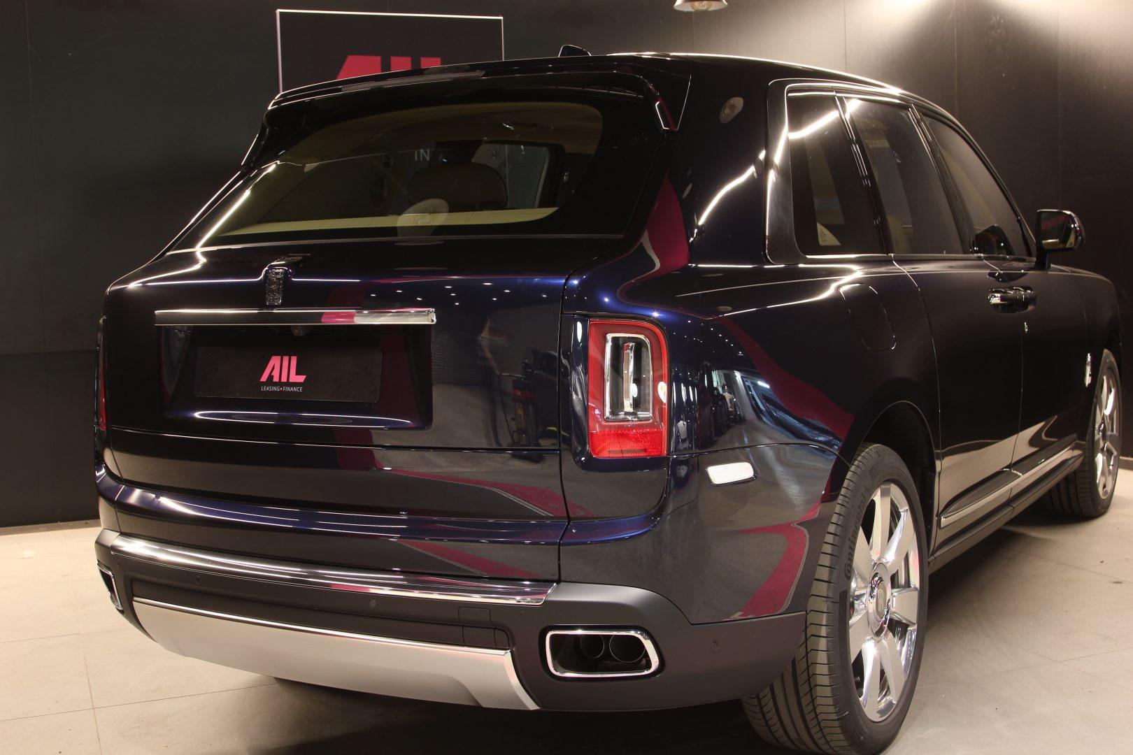 AIL Rolls Royce Cullinan V12 9