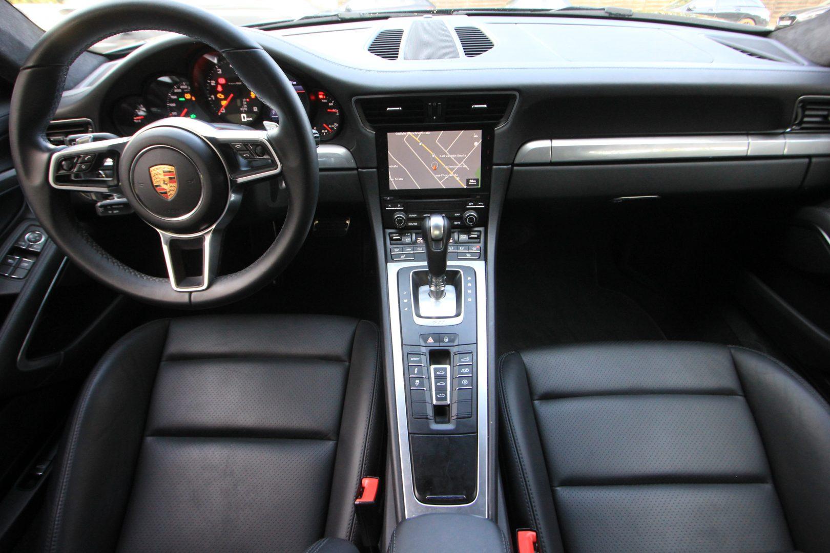 AIL Porsche 991 Carrera 4 BOSE Sportabgas 2